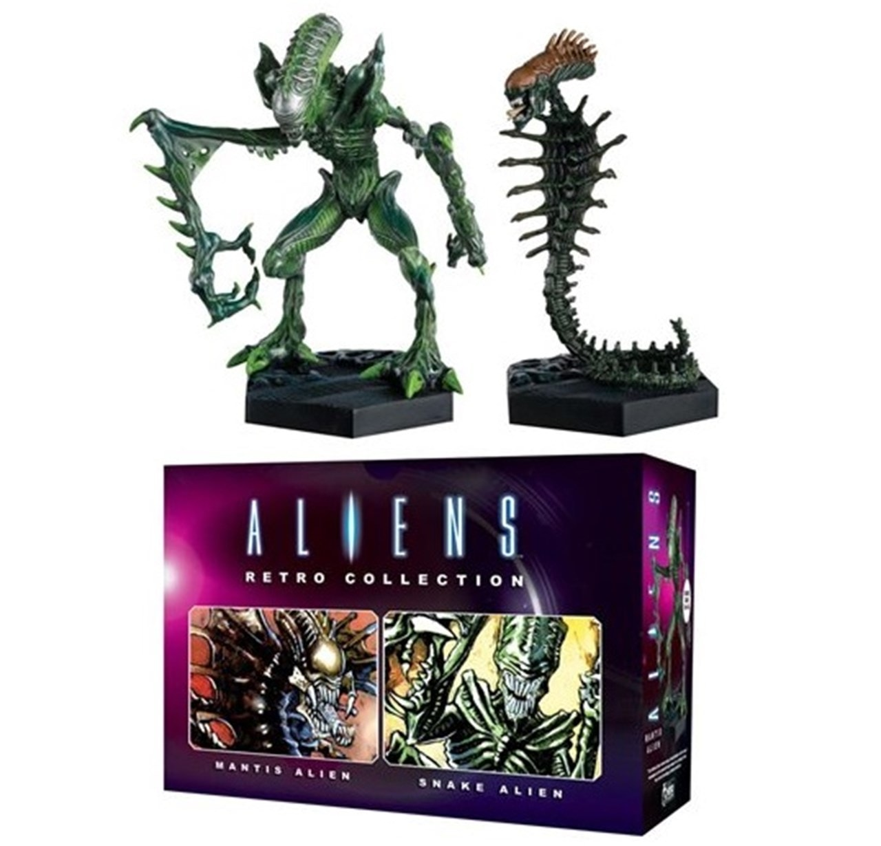 Alien: Snake And Mantis Action Figures - 1