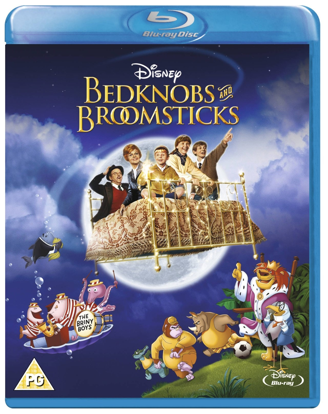 Bedknobs and Broomsticks - 3