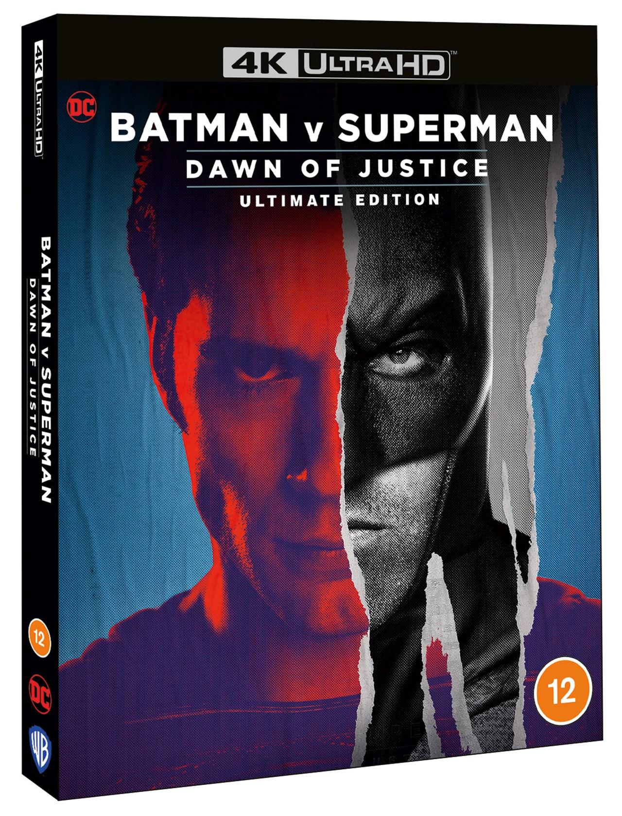 Batman V Superman - Dawn of Justice: Ultimate Edition (Remastered) - 2