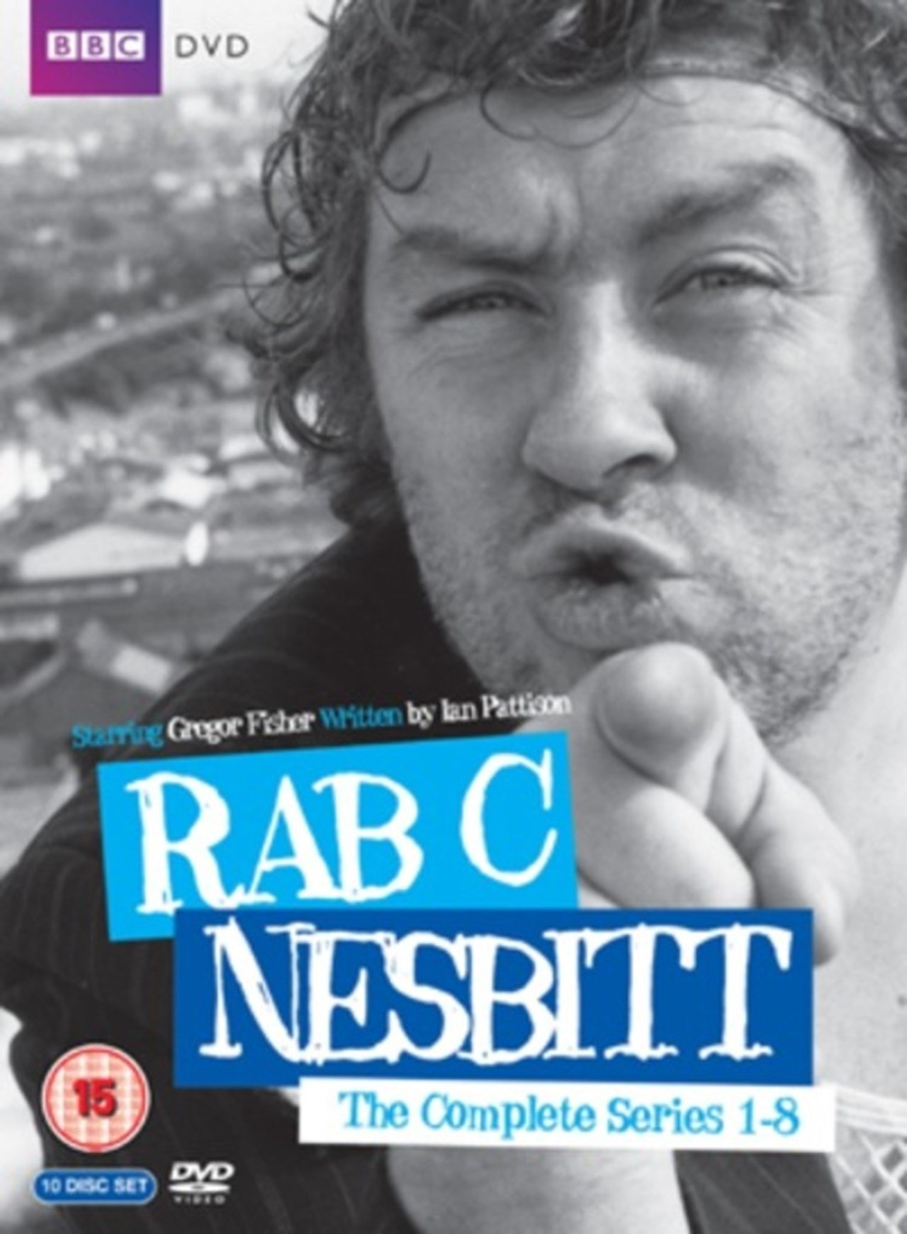 Rab C Nesbitt: The Complete Series 1-8 - 1
