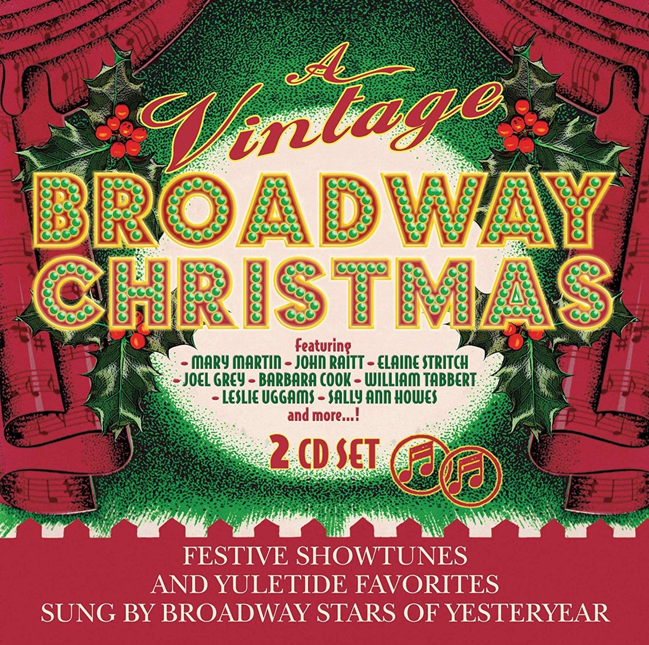 A Vintage Broadway Christmas - 1