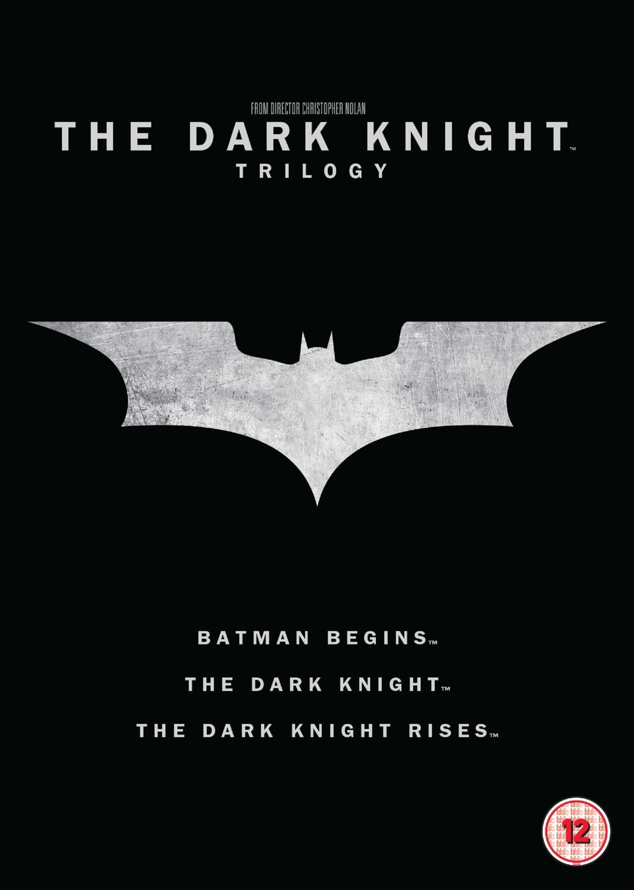 The Dark Knight Trilogy - 1