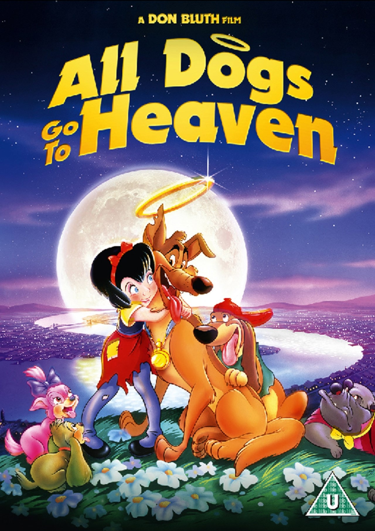 All Dogs Go to Heaven - 1