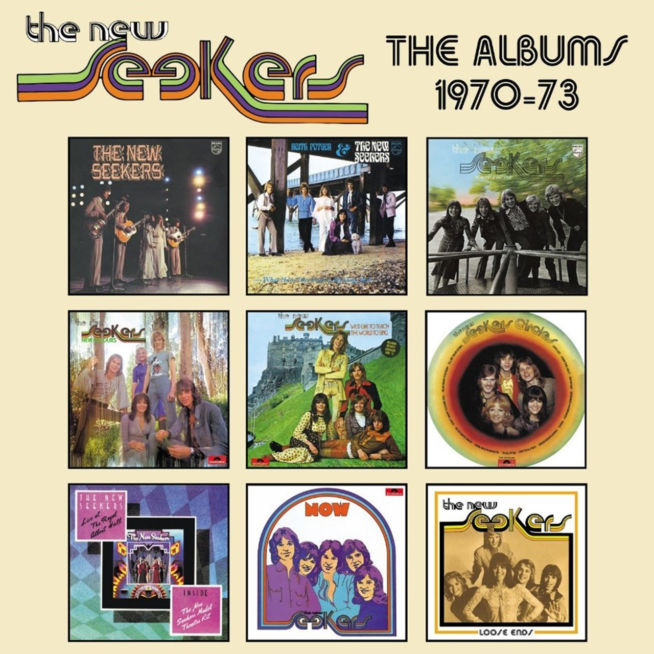 The Albums 1970-73 - 1