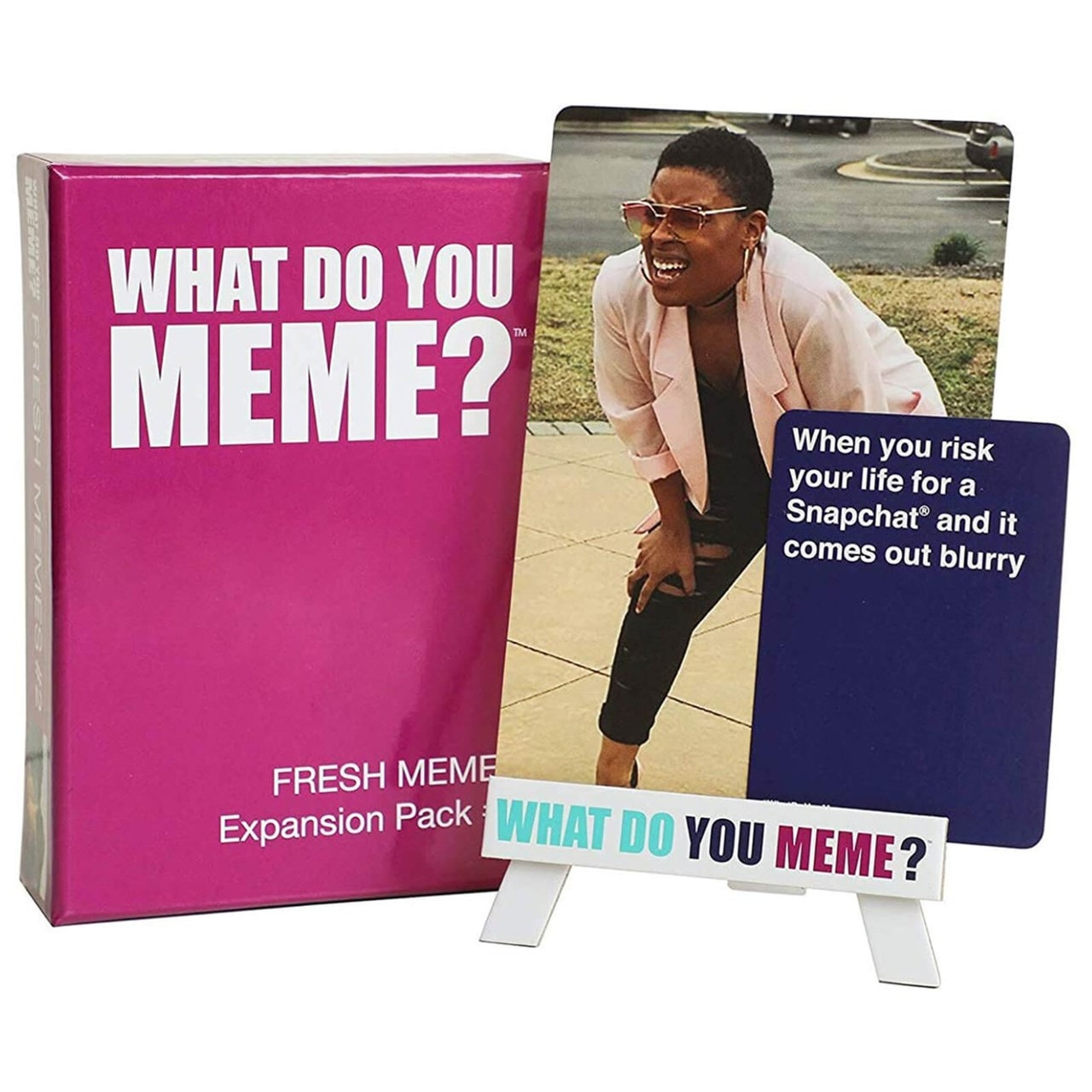What Do You Meme? Fresh Memes Expansion: Pack 2 - 2