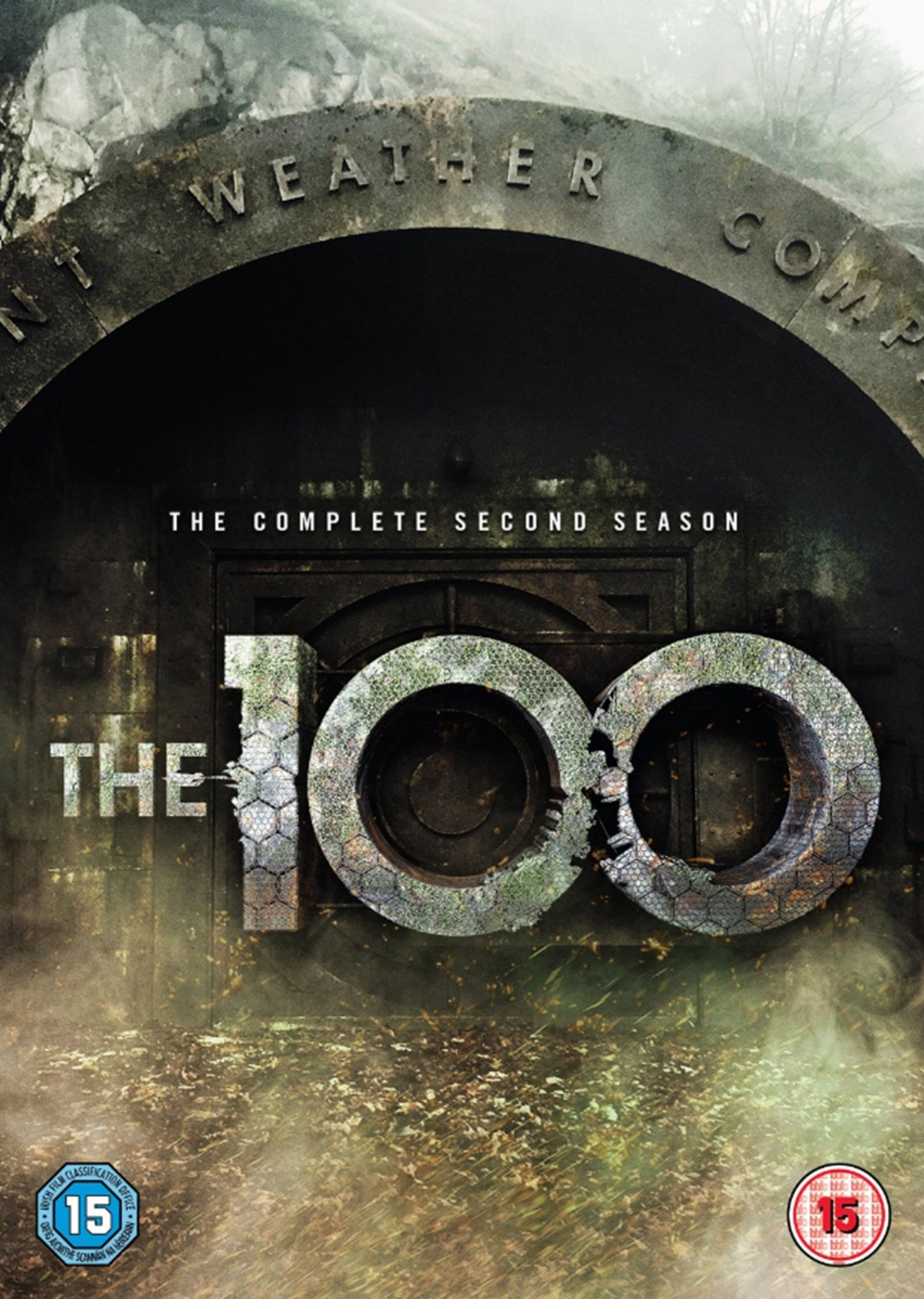 The 100: The Complete Second Season - 1