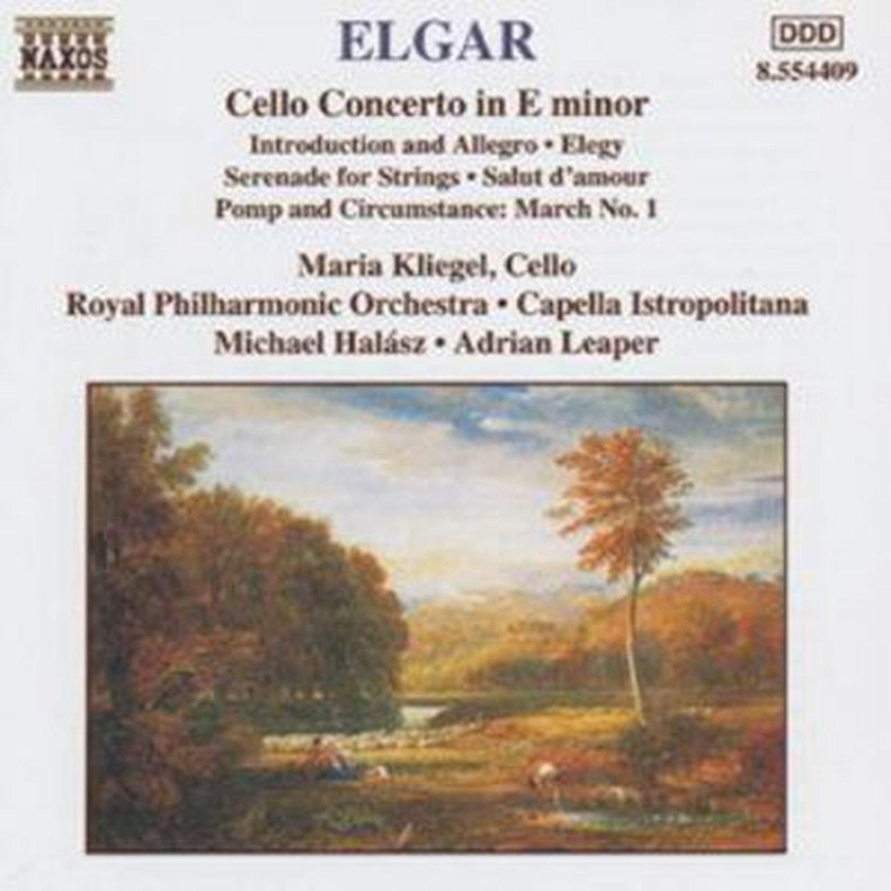 Elgar: Cello Concerto in E Minor - 1