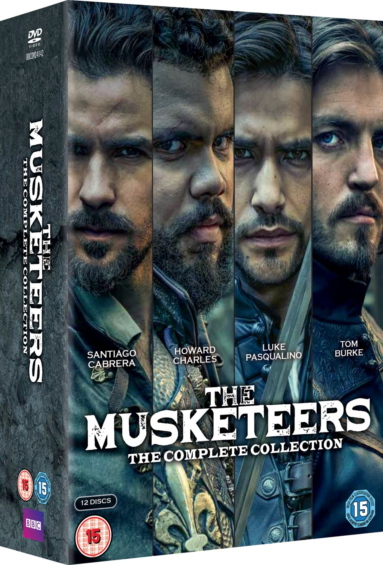 The Musketeers: The Complete Collection - 2