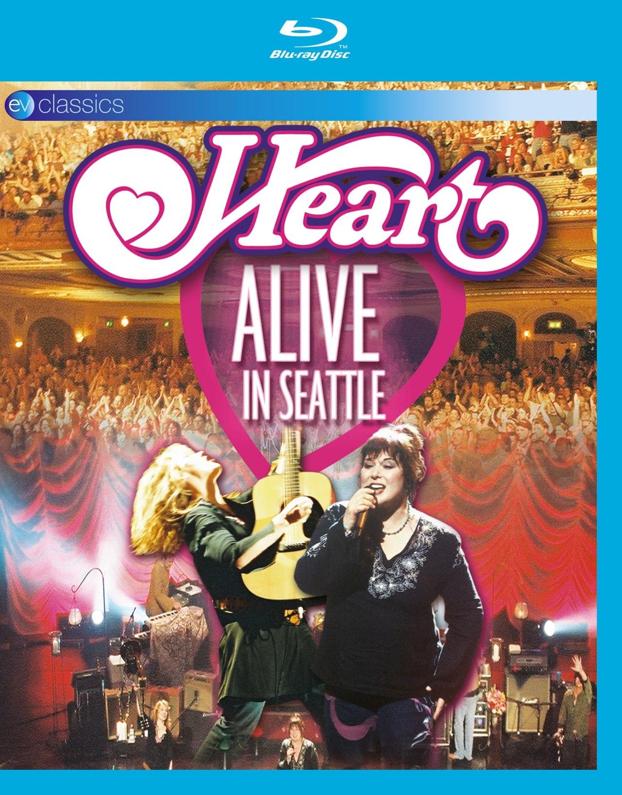 Heart: Alive in Seattle - 1