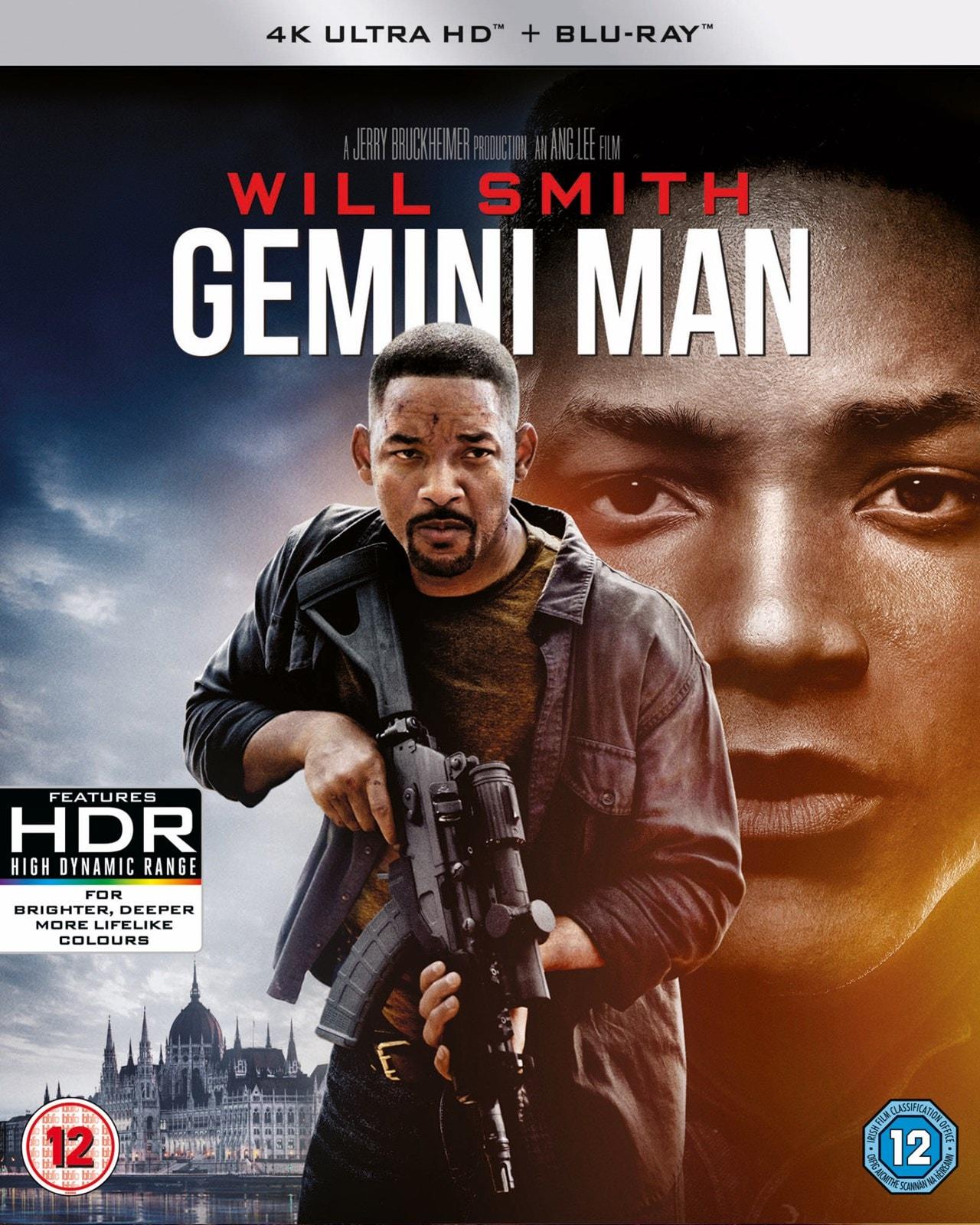 Gemini Man - 1