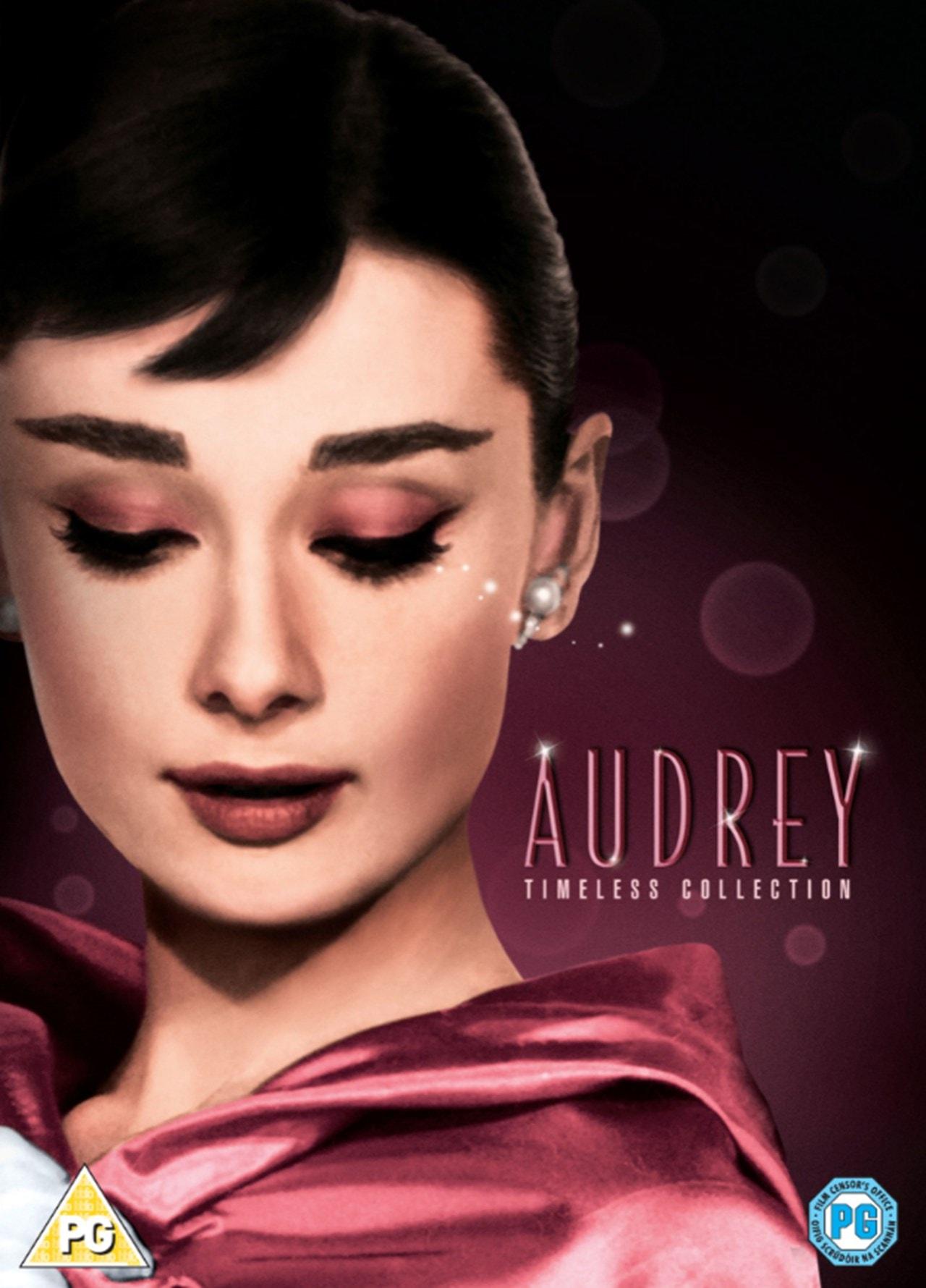 Audrey Hepburn Timeless Collection - 1
