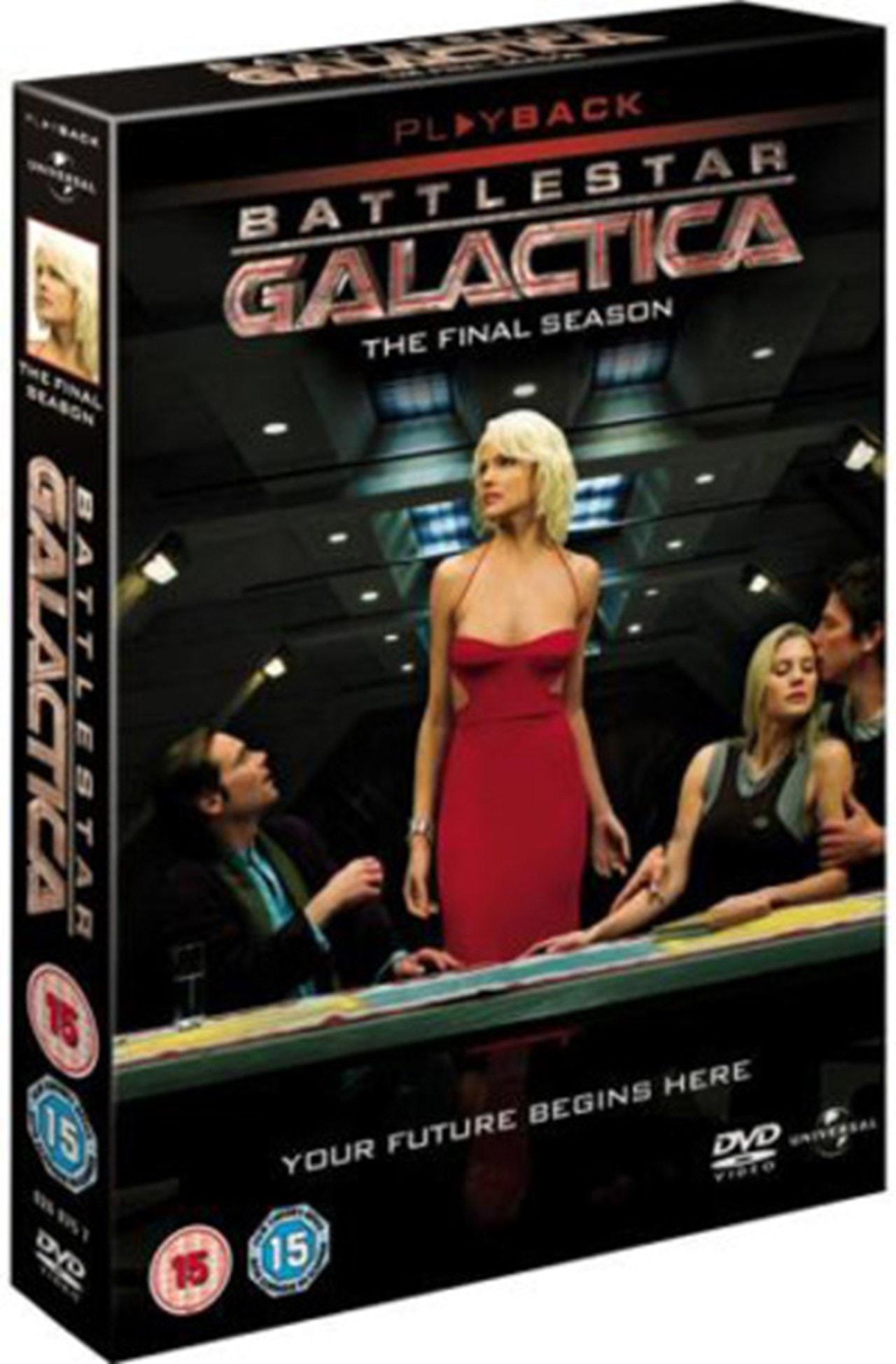 Battlestar Galactica: The Final Season - 1