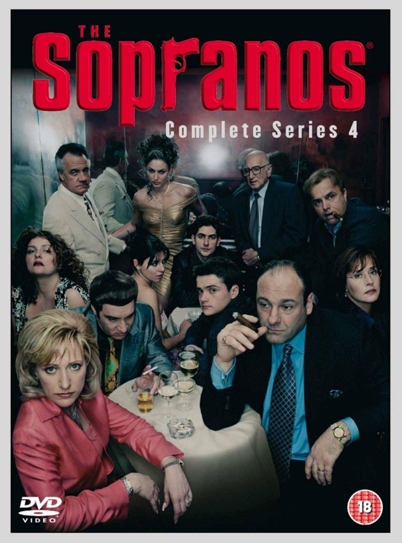The Sopranos: Complete Series 4 - 1
