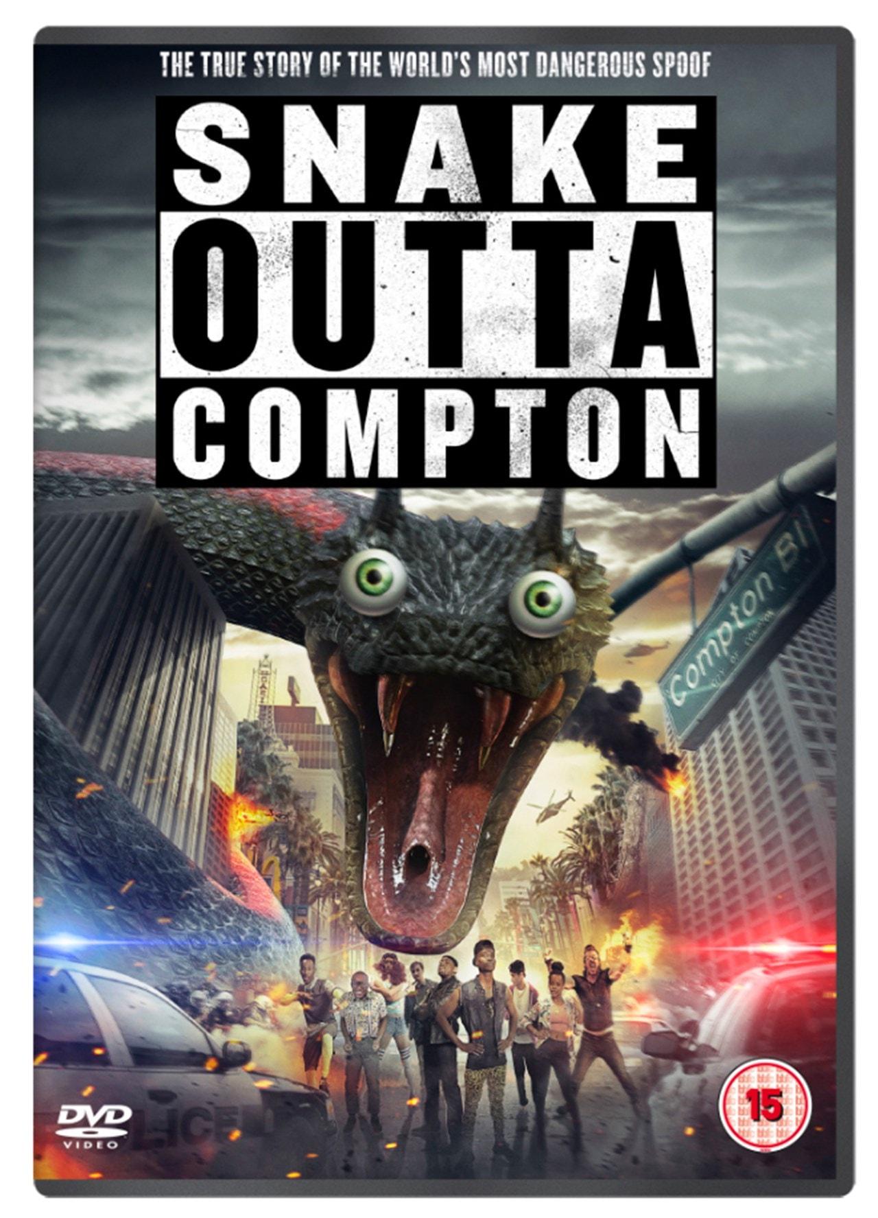 Snake Outta Compton - 1