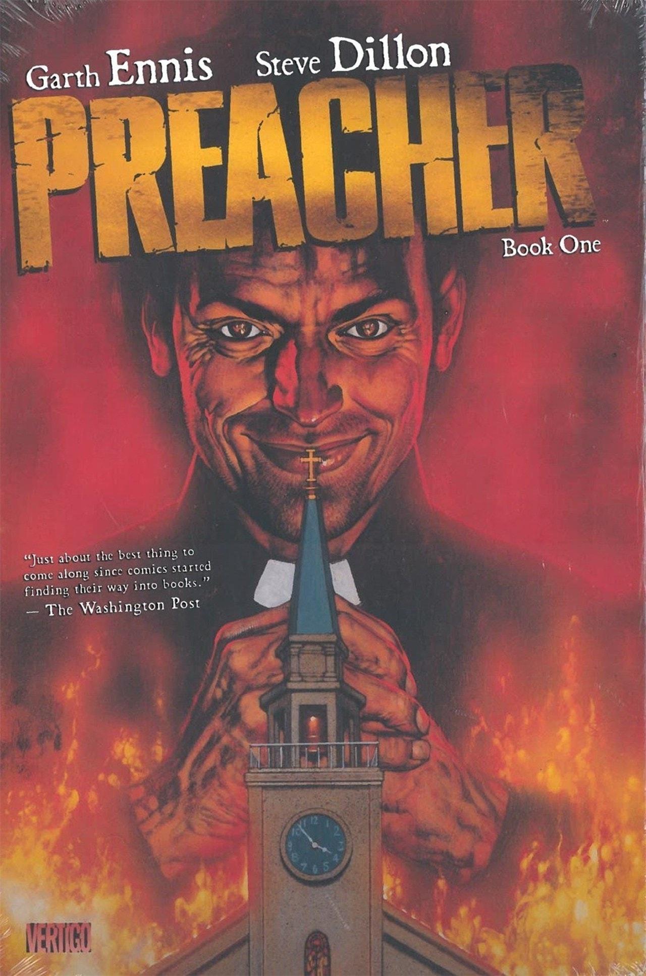 Preacher Book 1 - 1