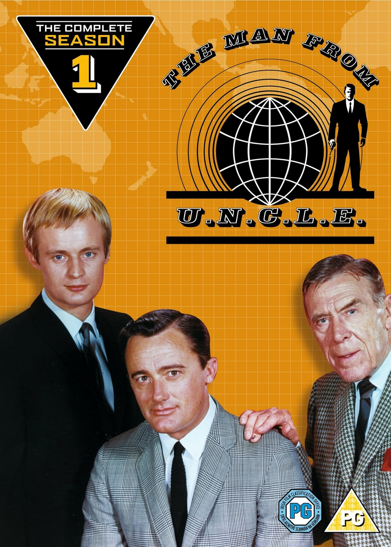 The Man from U.N.C.L.E.: The Complete Season 1 - 1