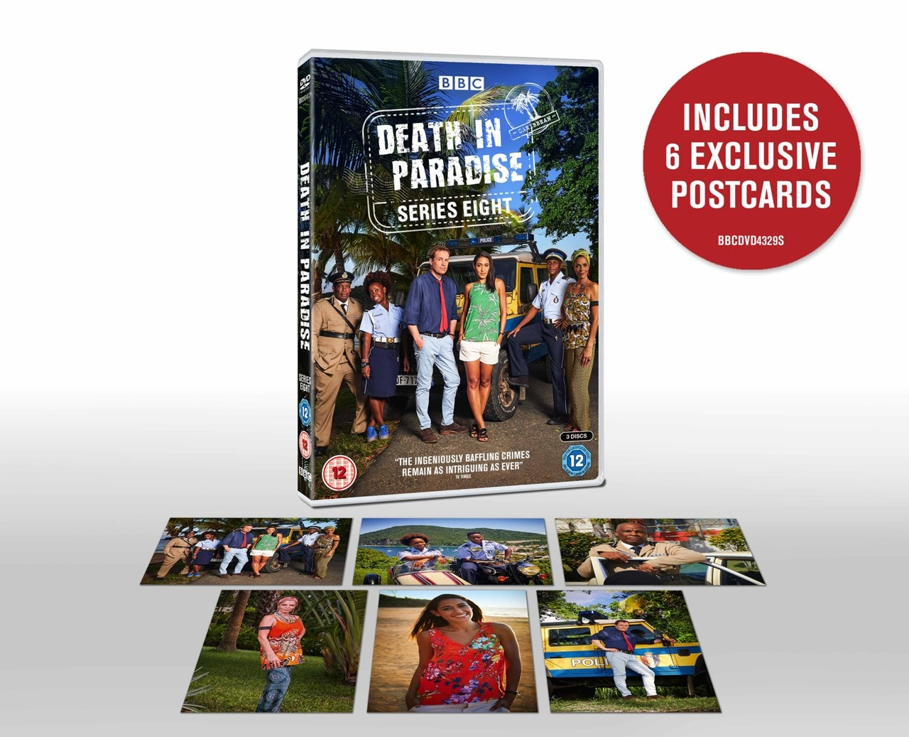 Death in Paradise: Series Eight - 3