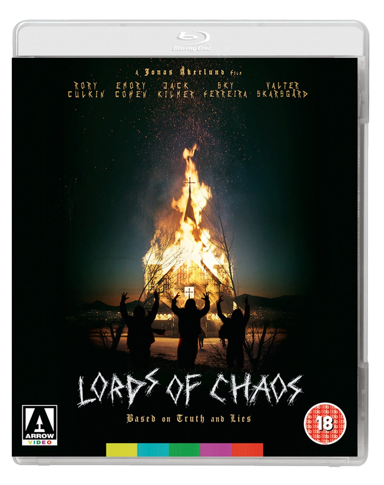 Lords of Chaos - 1