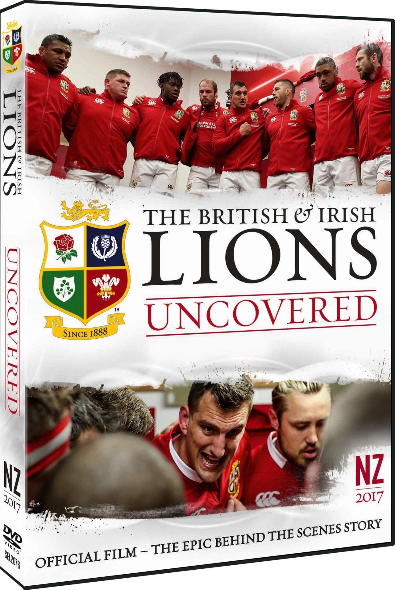 British and Irish Lions: Uncovered - 2