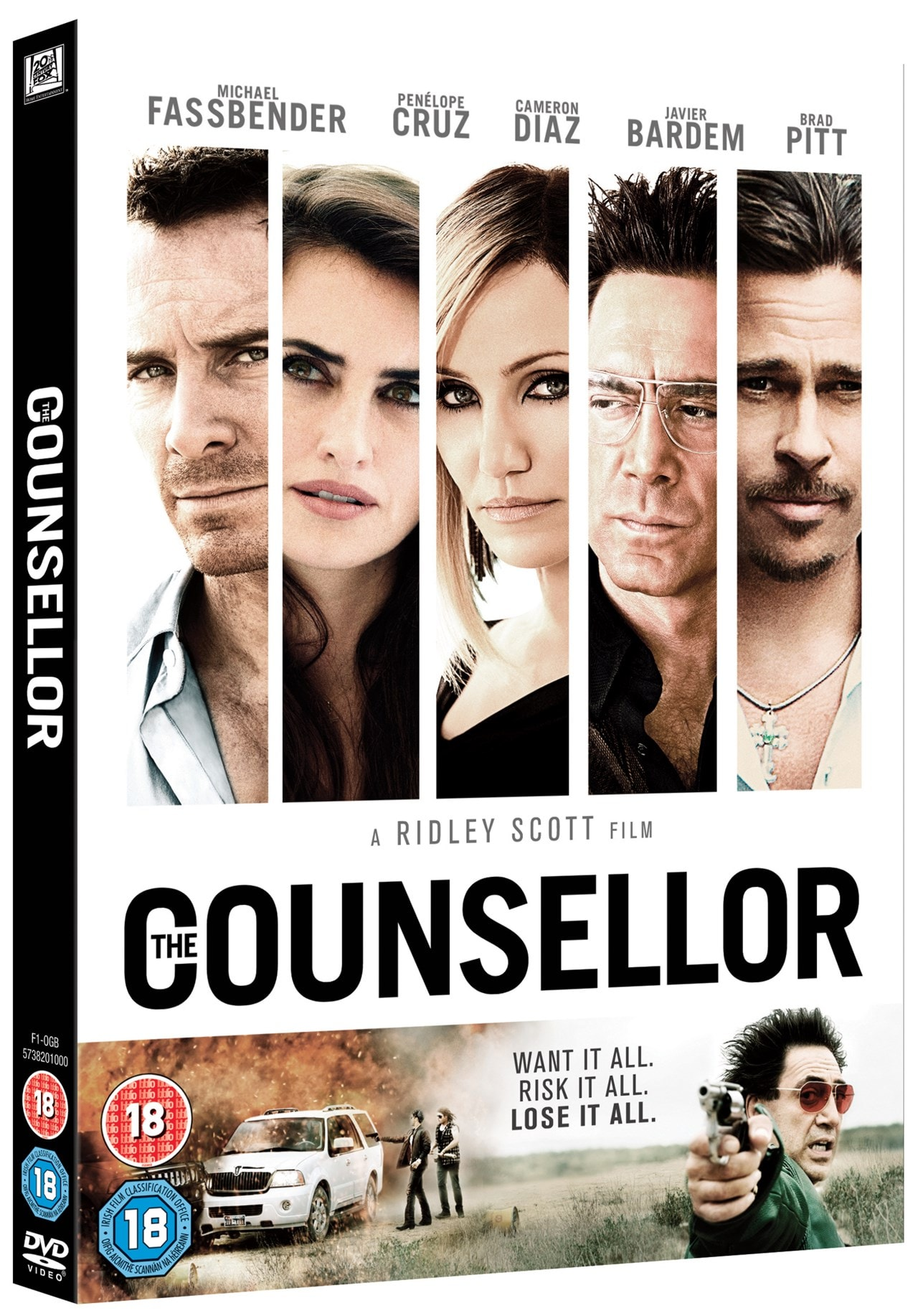 The Counsellor - 2