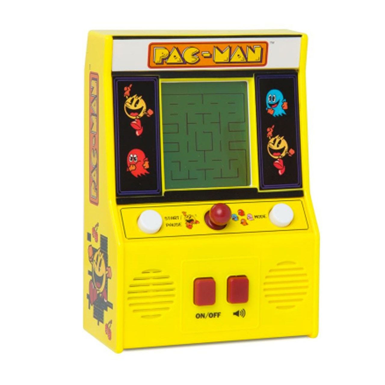 Pacman: Mini-Arcade Electronic Game - 1