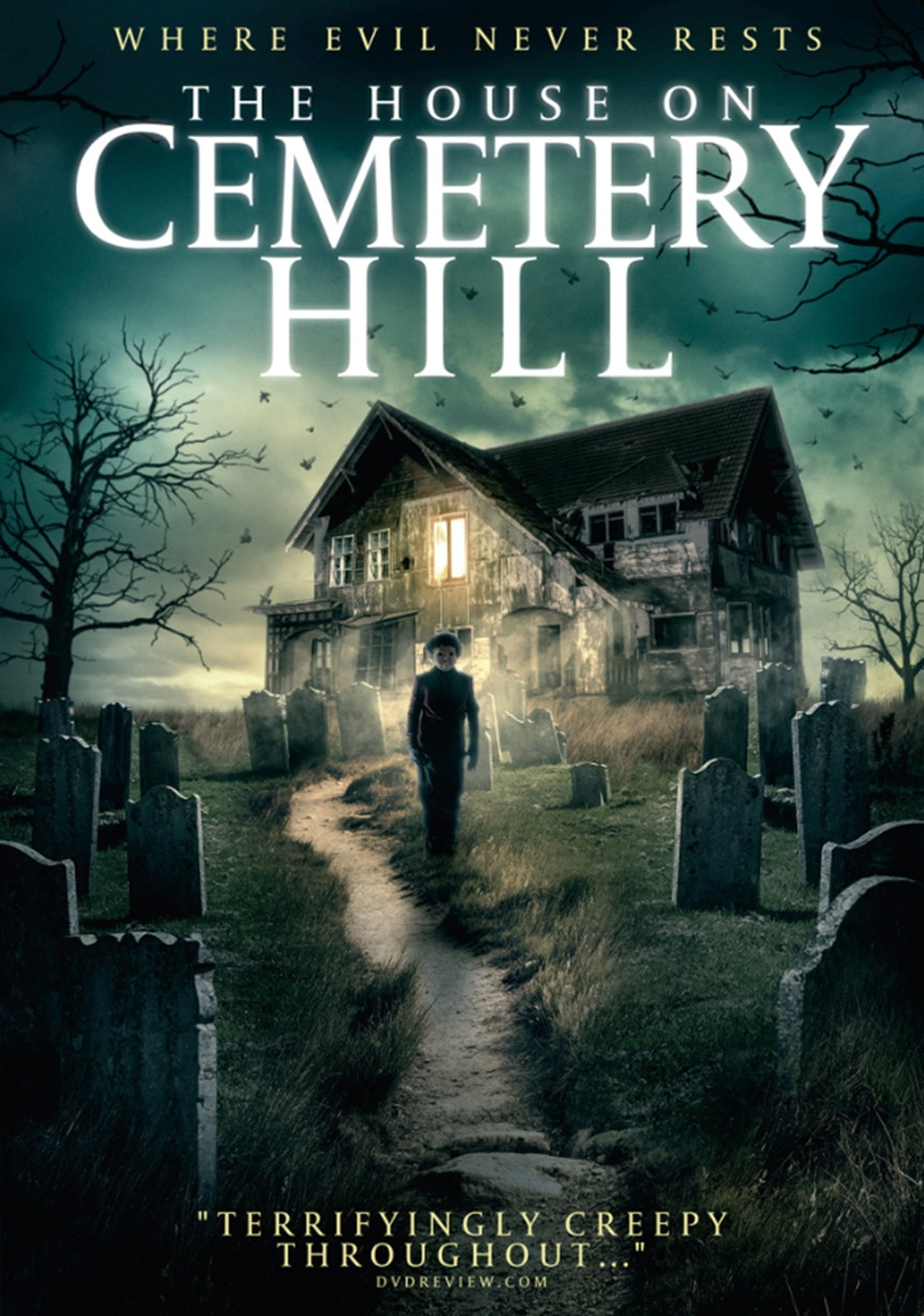 The House On Cemetery Hill - 1