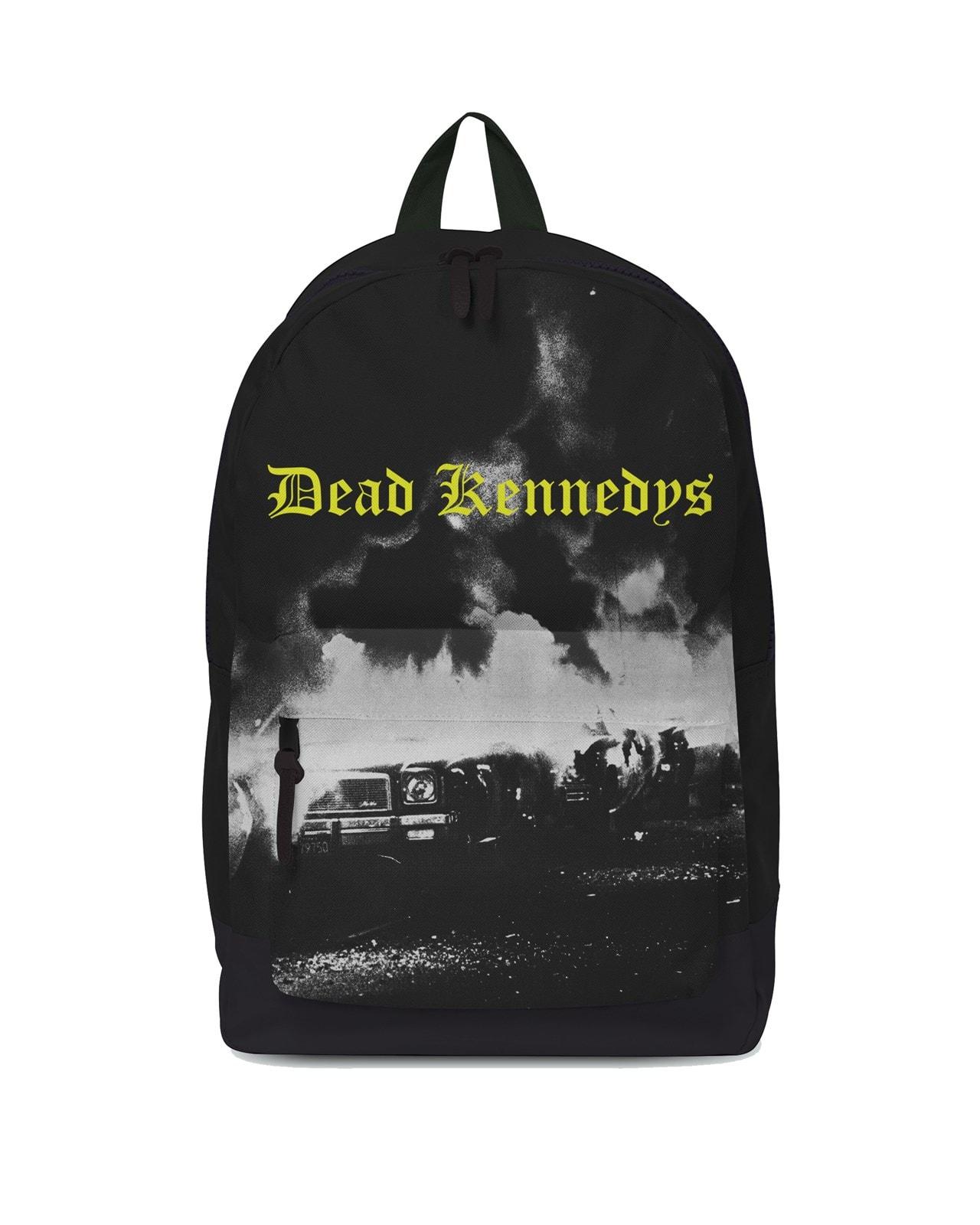 Dead Kennedys Fresh Fruit Backpack - 1