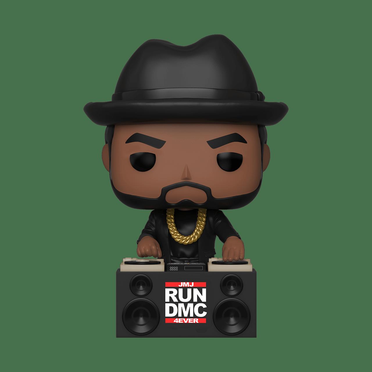 Jam Master Jay (201) Run DMC Pop Vinyl - 1