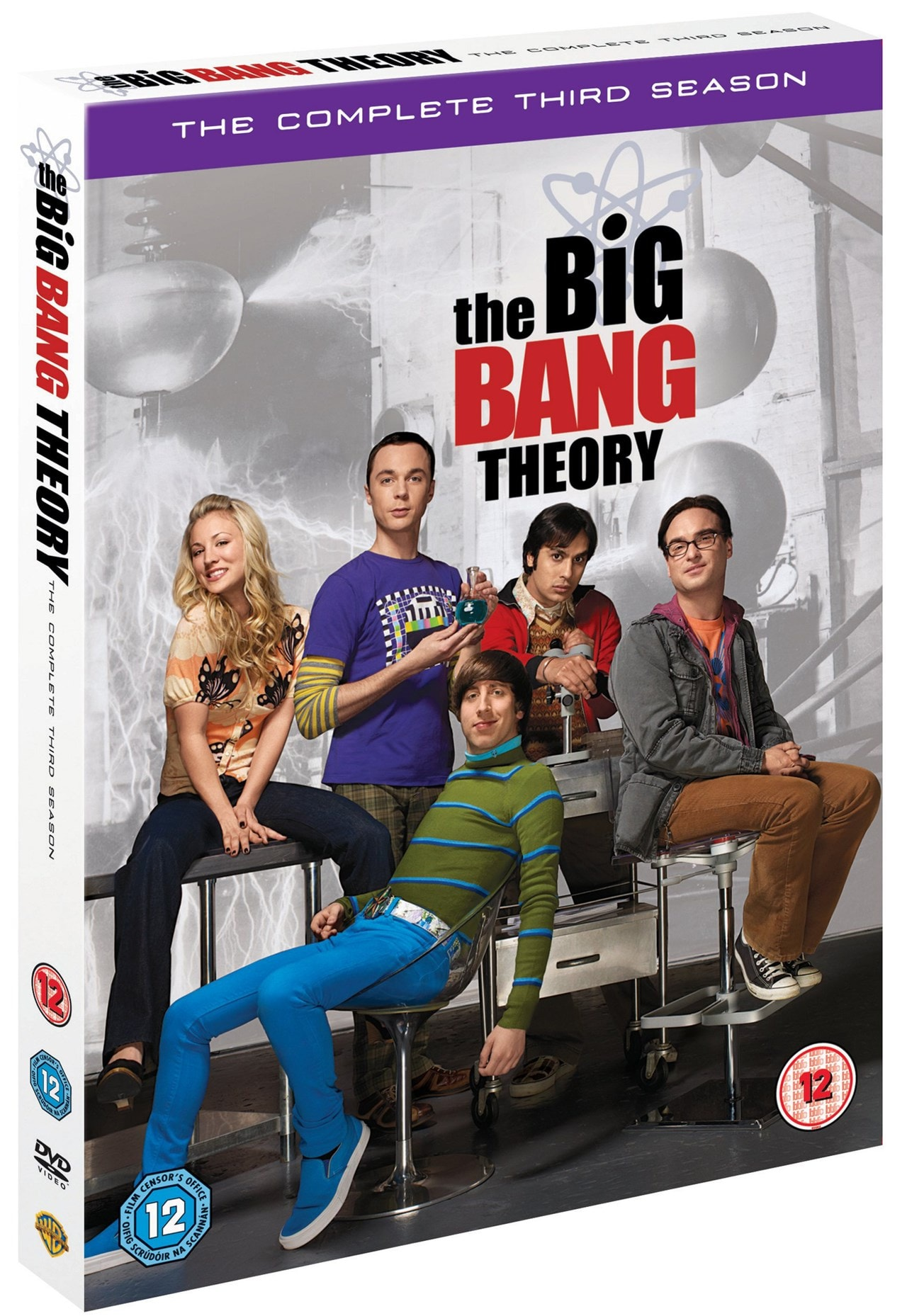 The Big Bang Theory: The Complete Third Season - 2