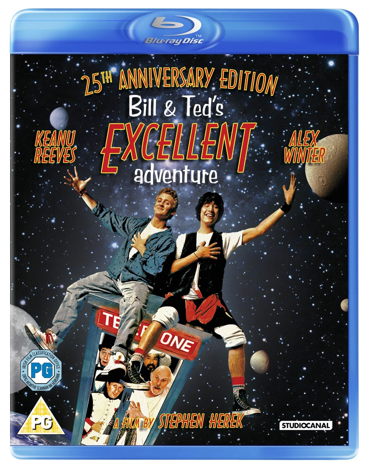 Bill & Ted's Excellent Adventure - 1