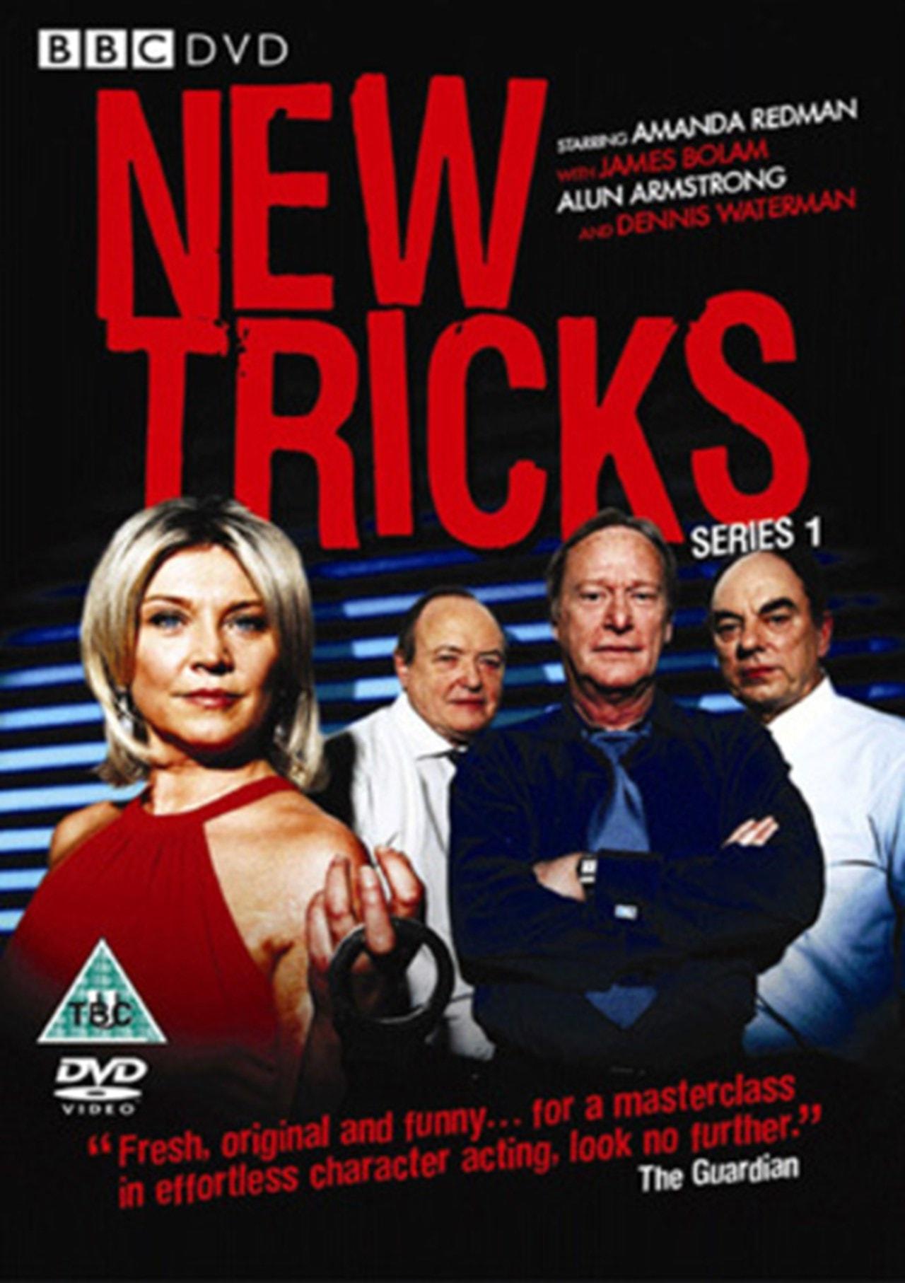 New Tricks: Series 1 - 1