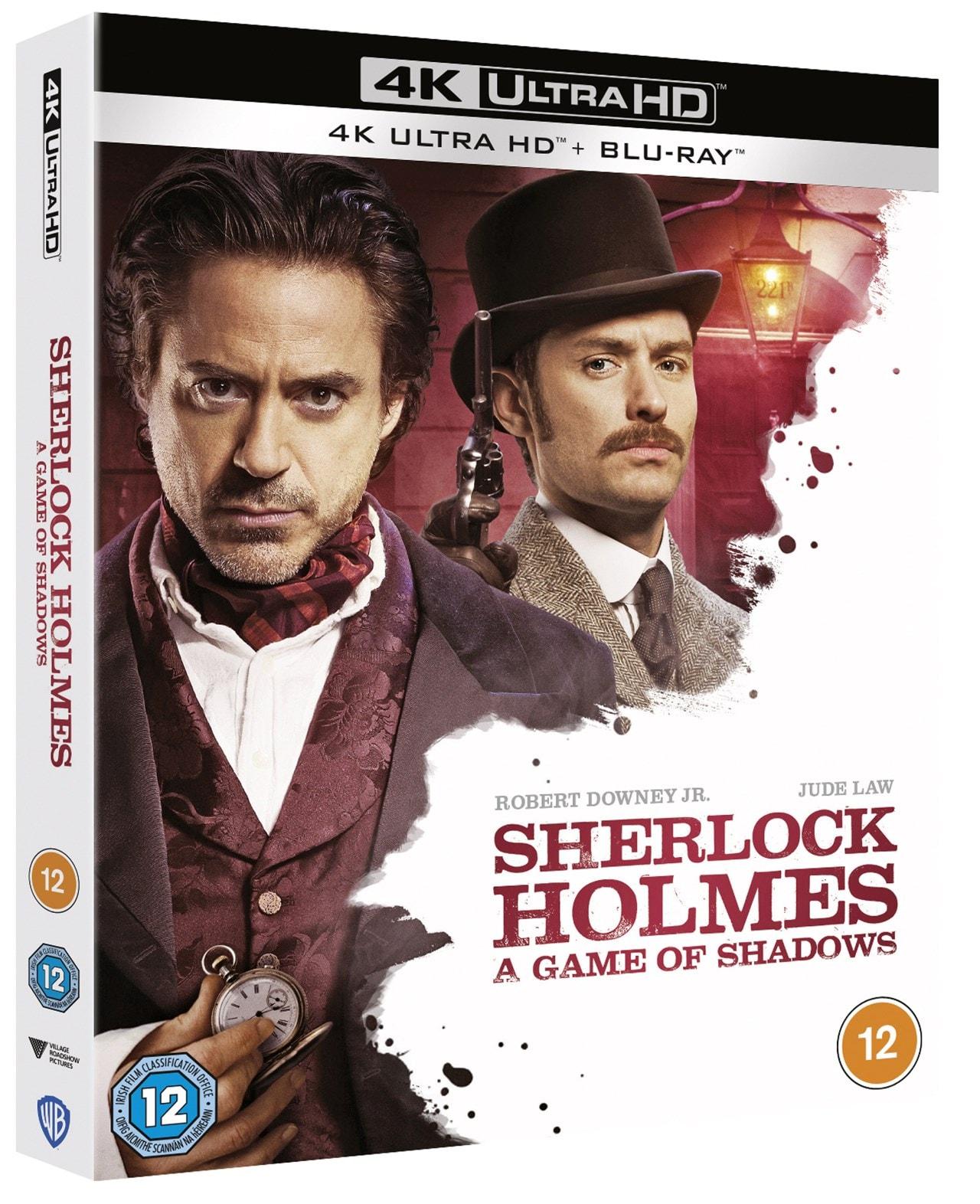 Sherlock Holmes: A Game of Shadows - 2