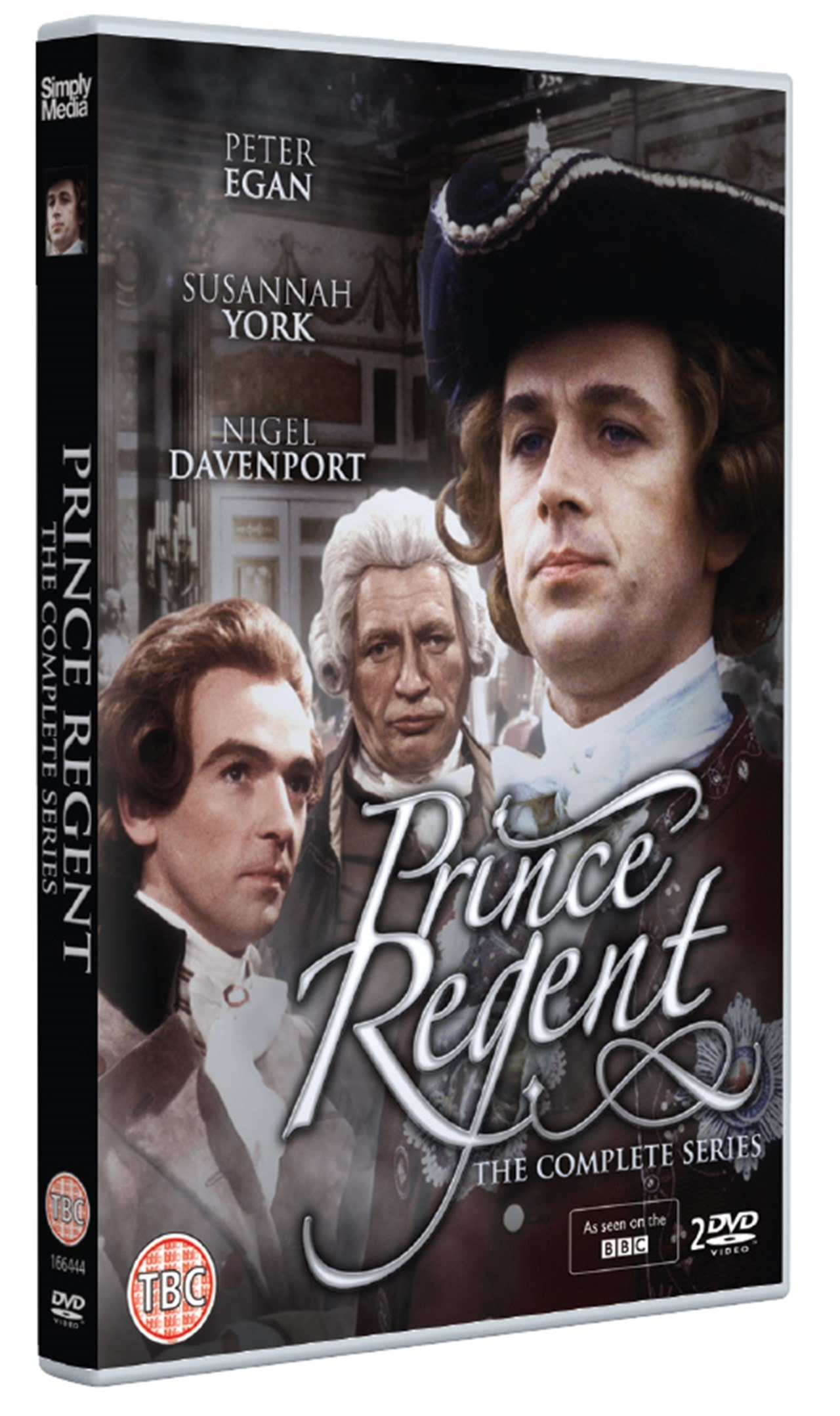 Prince Regent: The Complete Series - 2