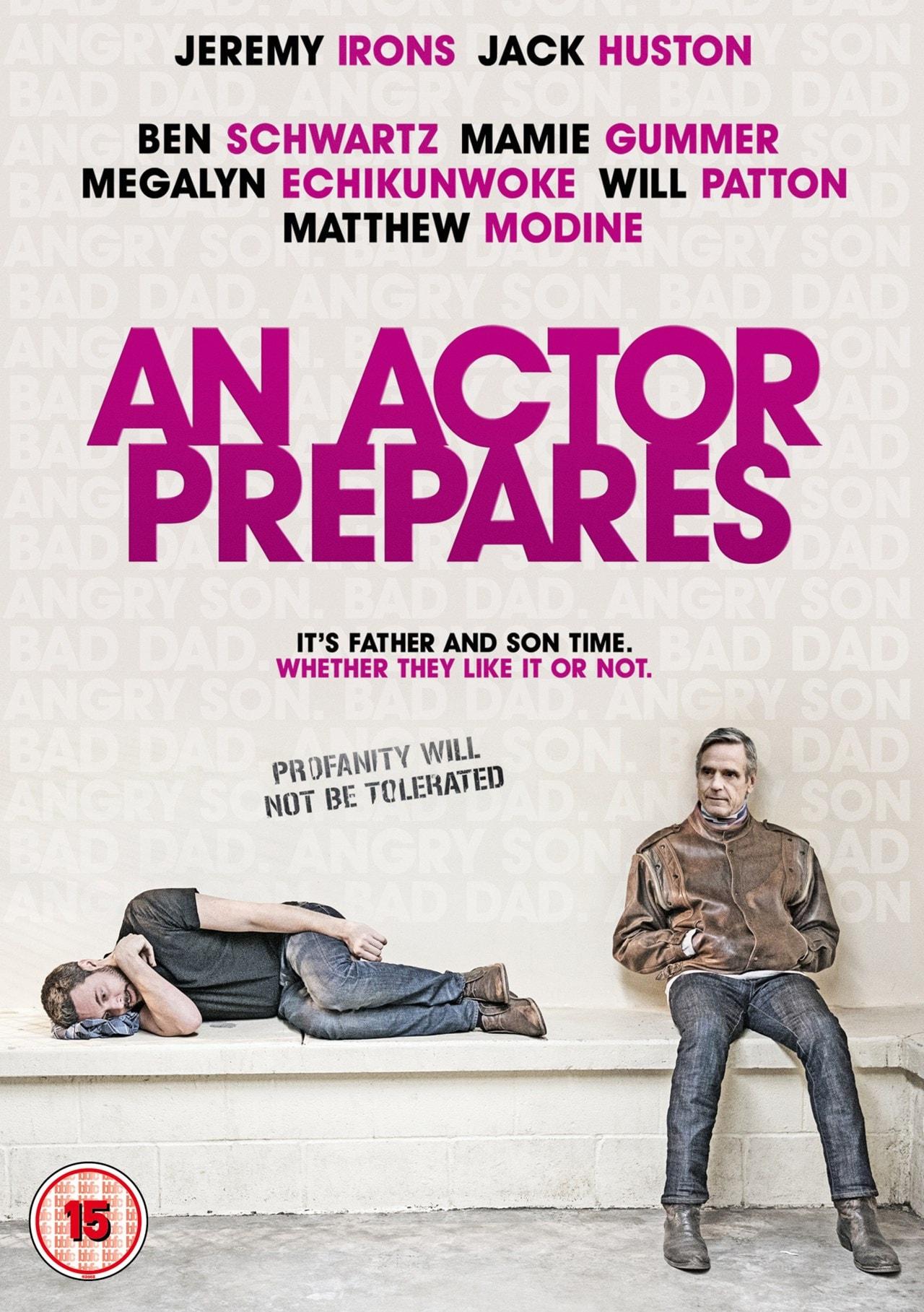 An Actor Prepares - 1
