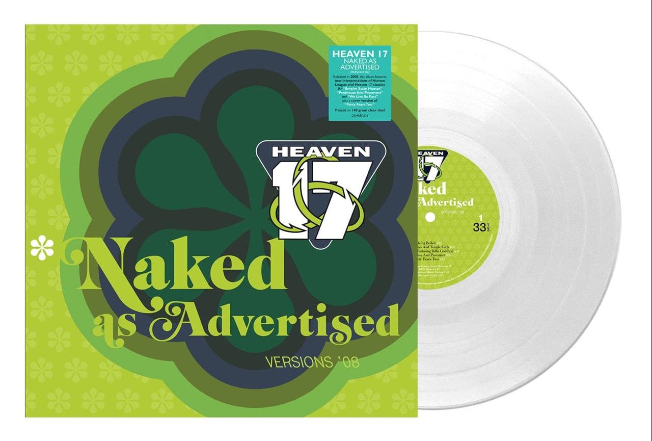 Naked As Advertised - Versions '08 - 2