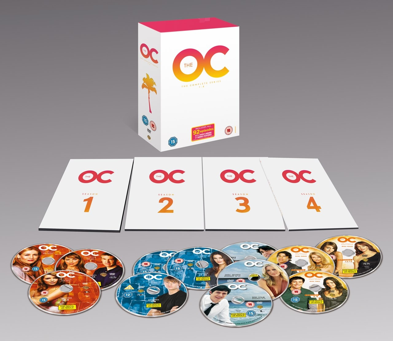 O.C.: The Complete Series 1-4 - 3