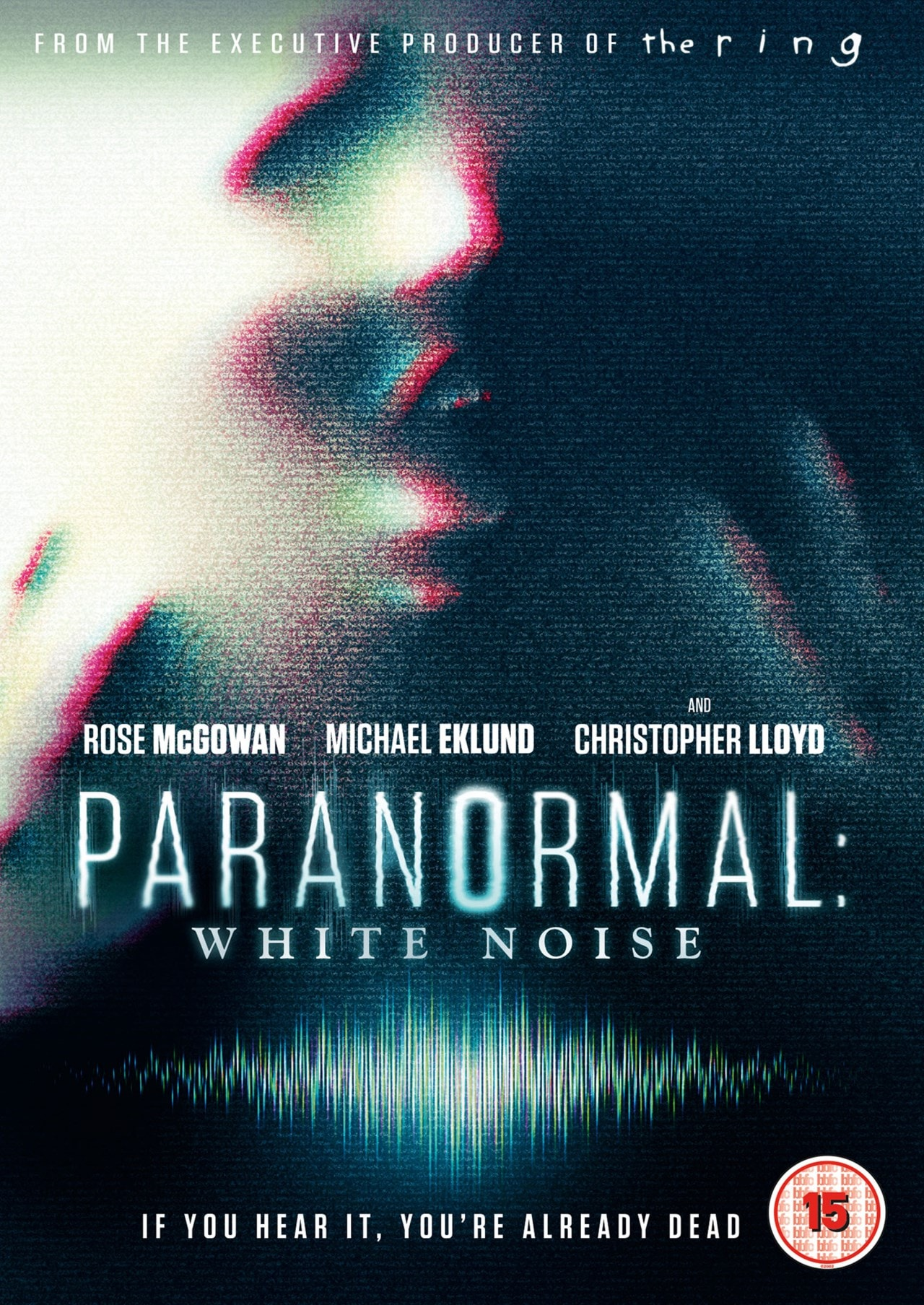 Paranormal: White Noise - 1