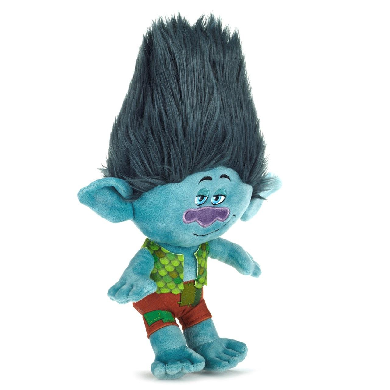 Branch 10'' Trolls: World Tour Plush Toy - 2