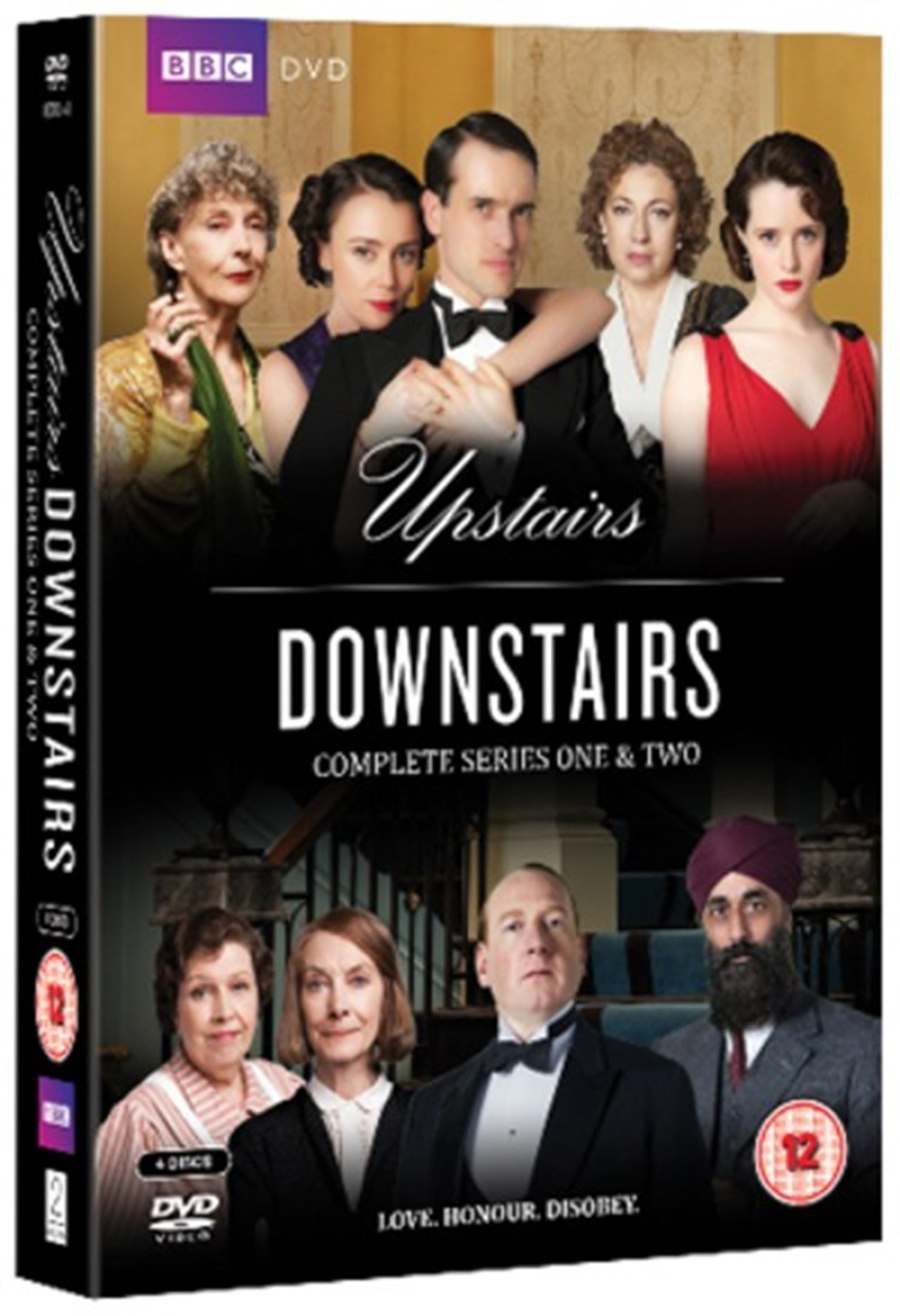 Upstairs Downstairs: Series 1 and 2 - 1