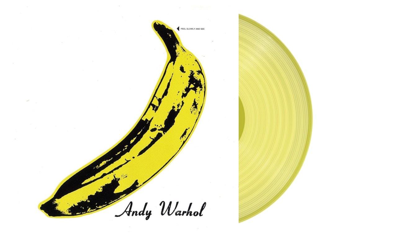 The Velvet Underground and Nico - Transparent Yellow Vinyl - 1