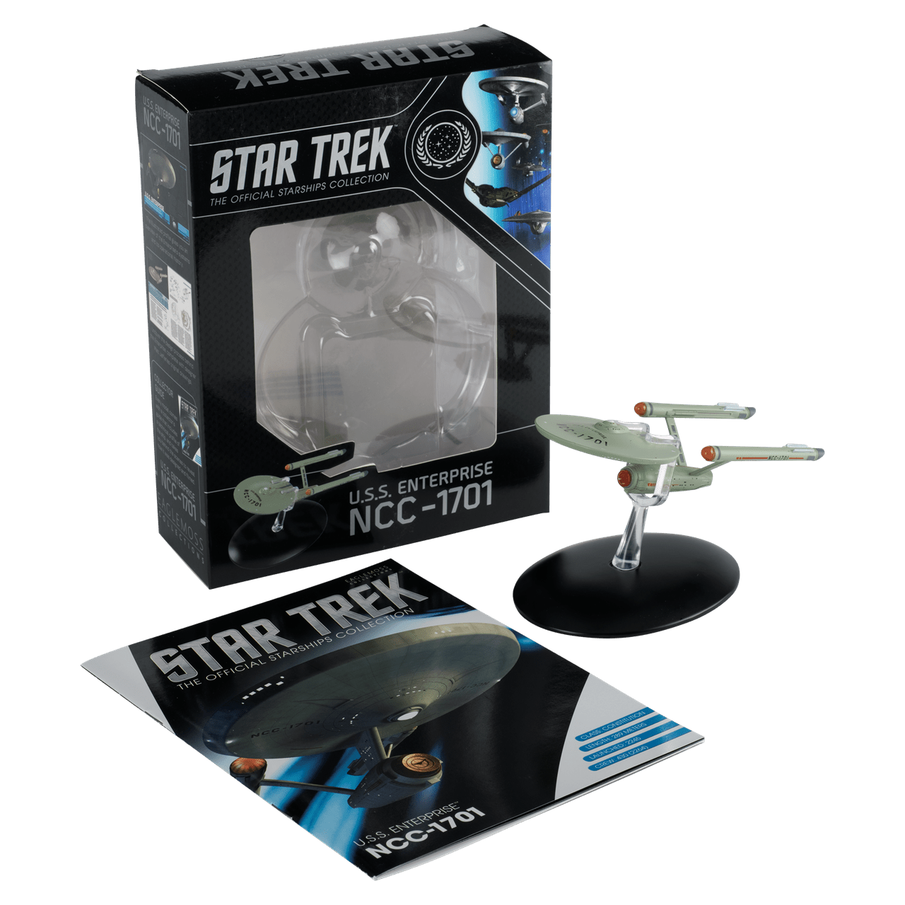 Star Trek USS Enterprise NCC-1701: Original TV Series: Hero Collector - 1