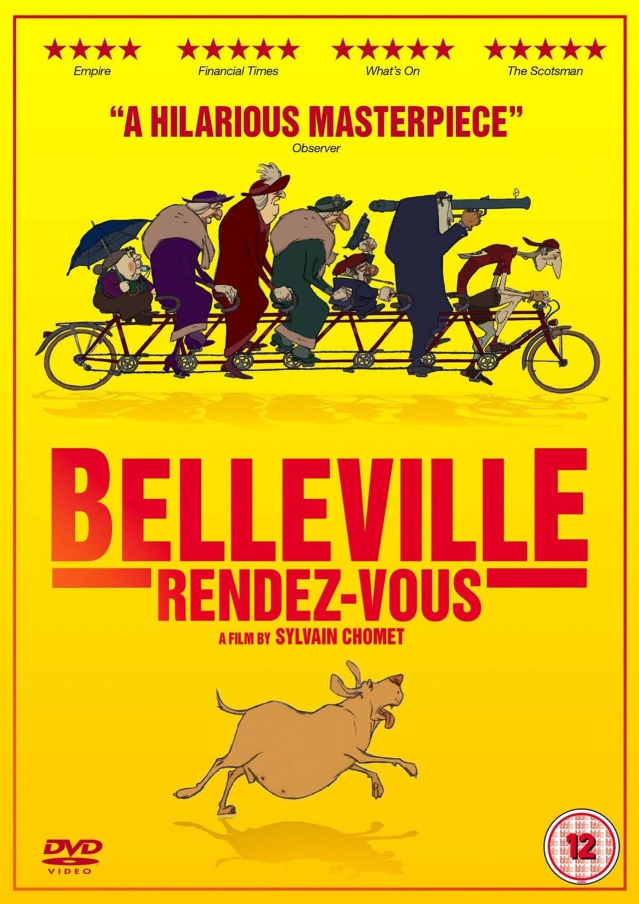 Belleville Rendezvous - 1