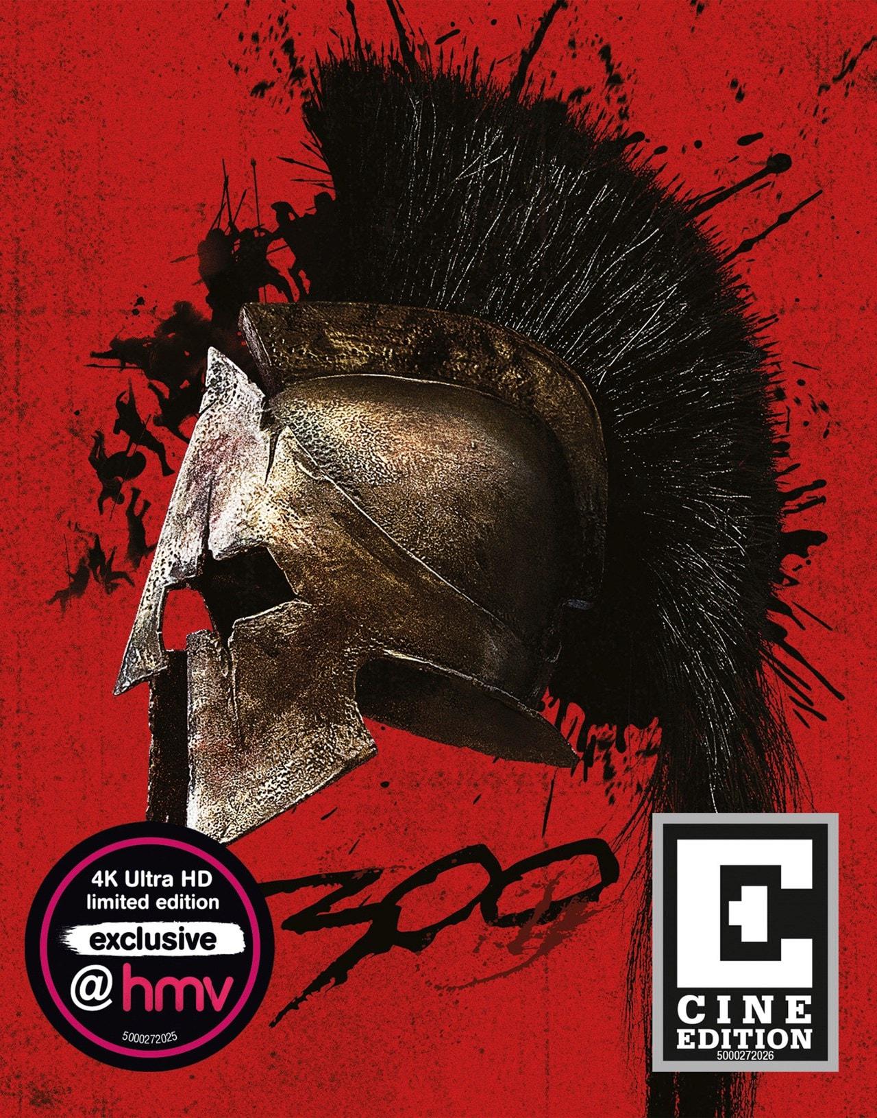 300 (hmv Exclusive) - Cine Edition - 2