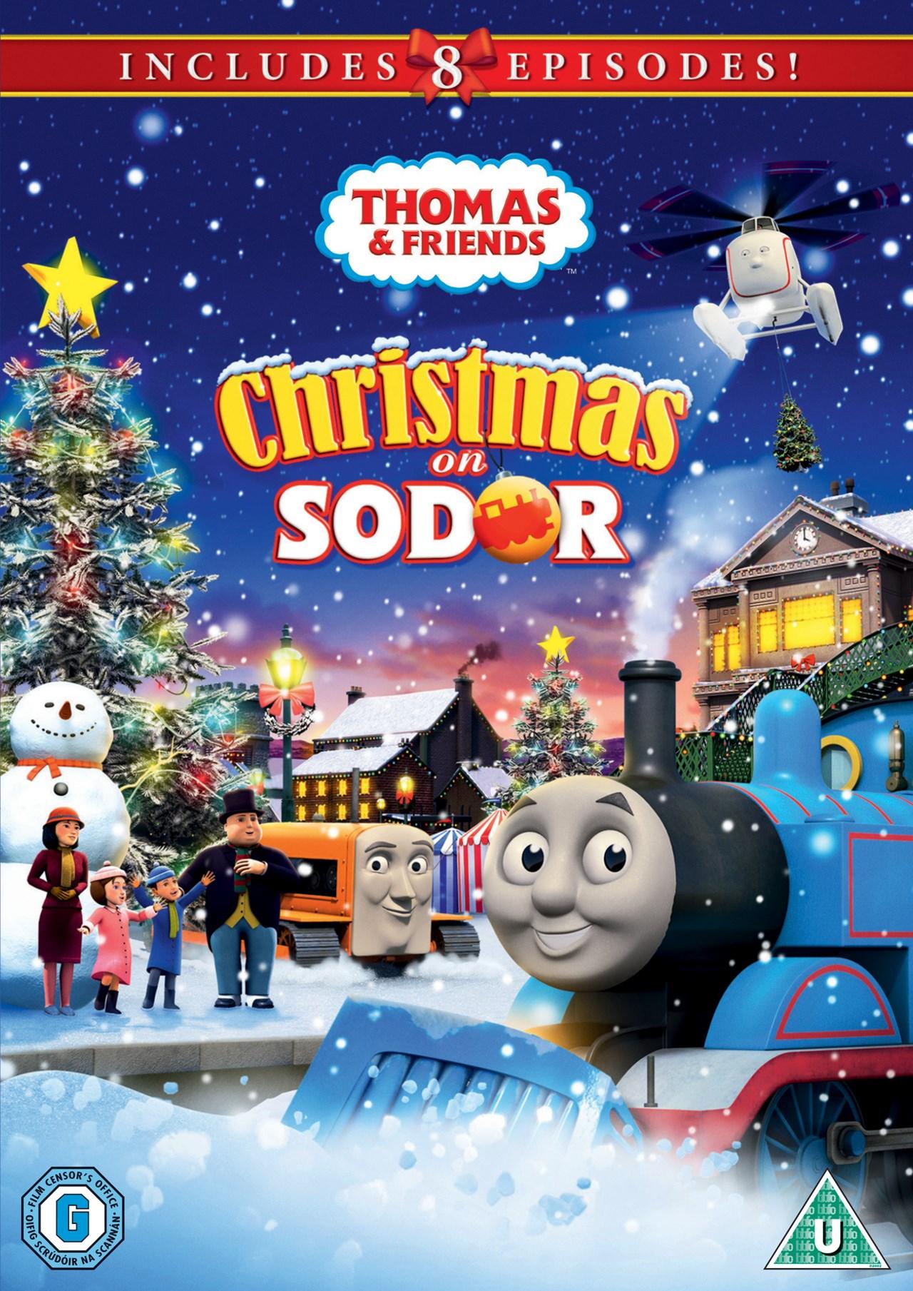 Thomas & Friends: Christmas On Sodor - 1