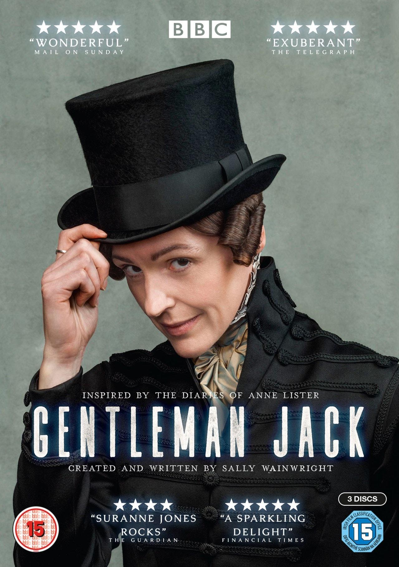 Gentleman Jack - 1