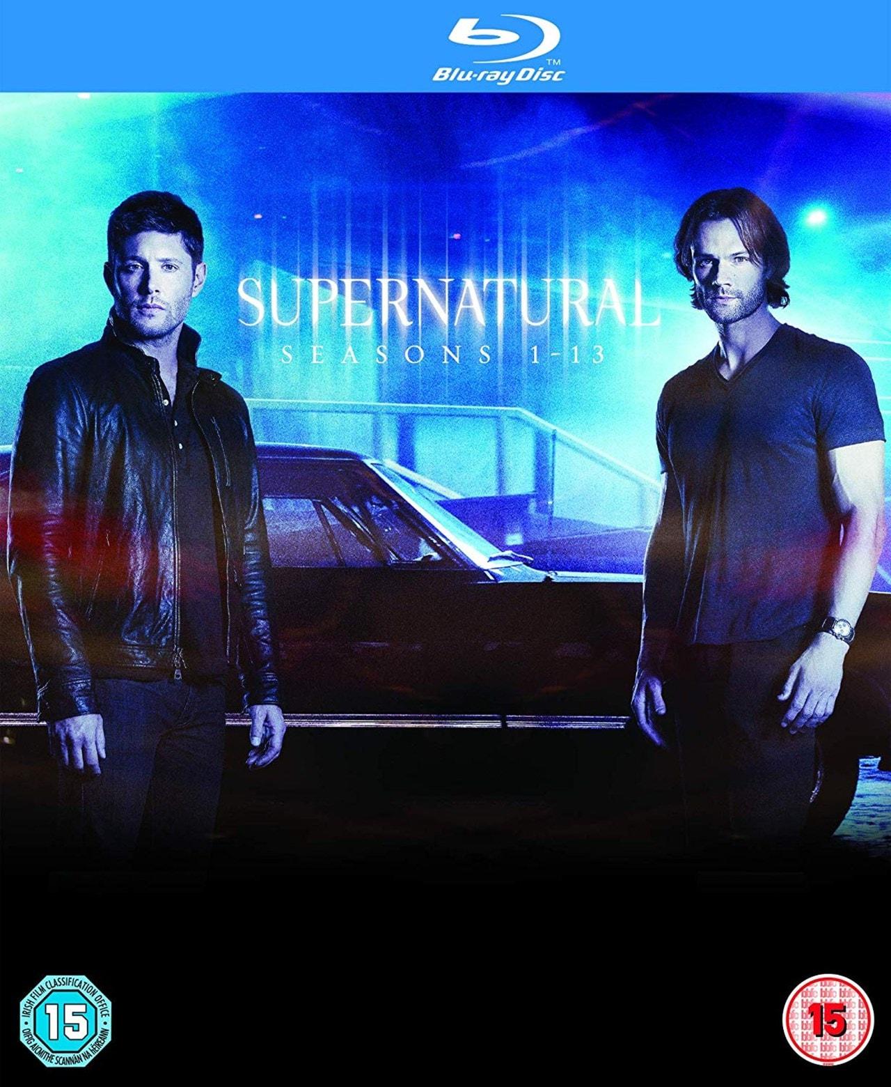 Supernatural: Seasons 1-13 - 1