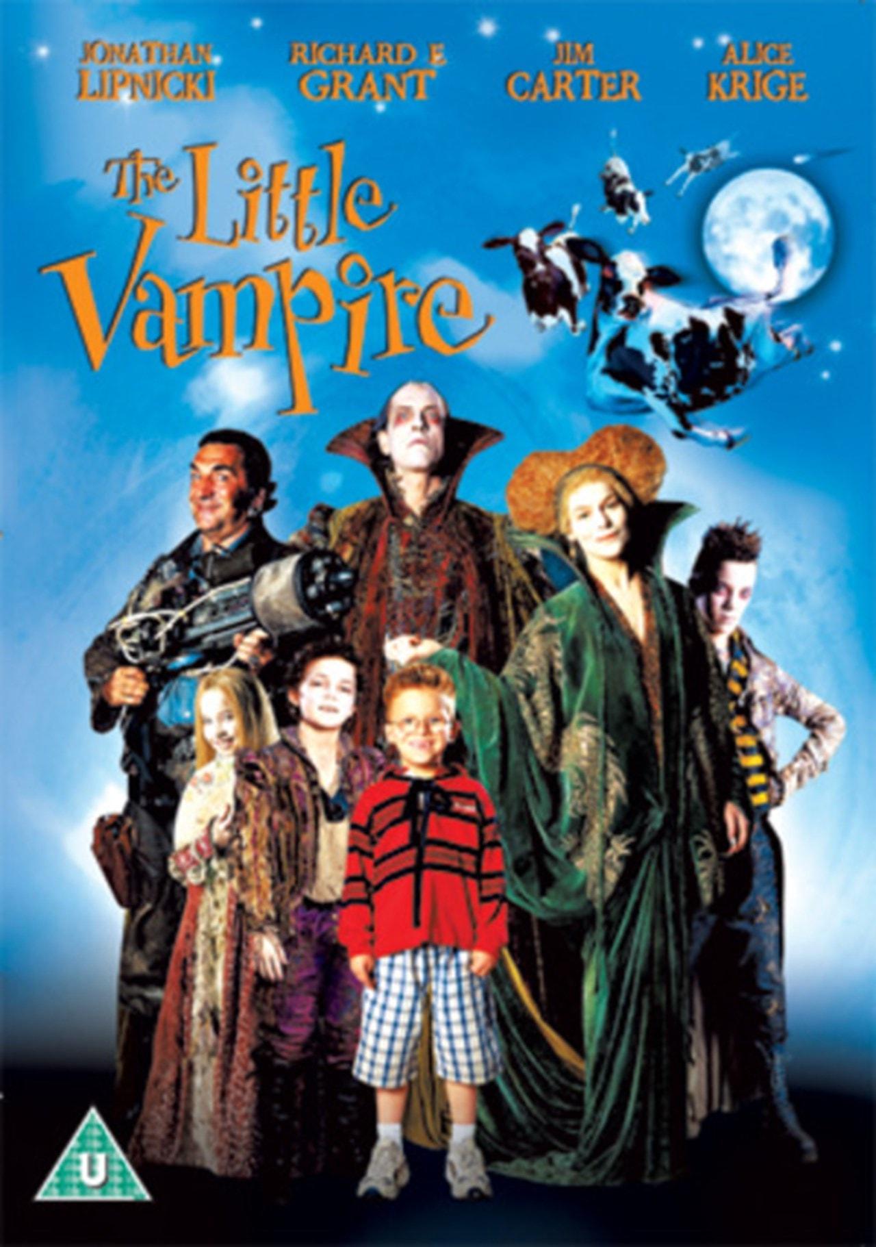 The Little Vampire - 1