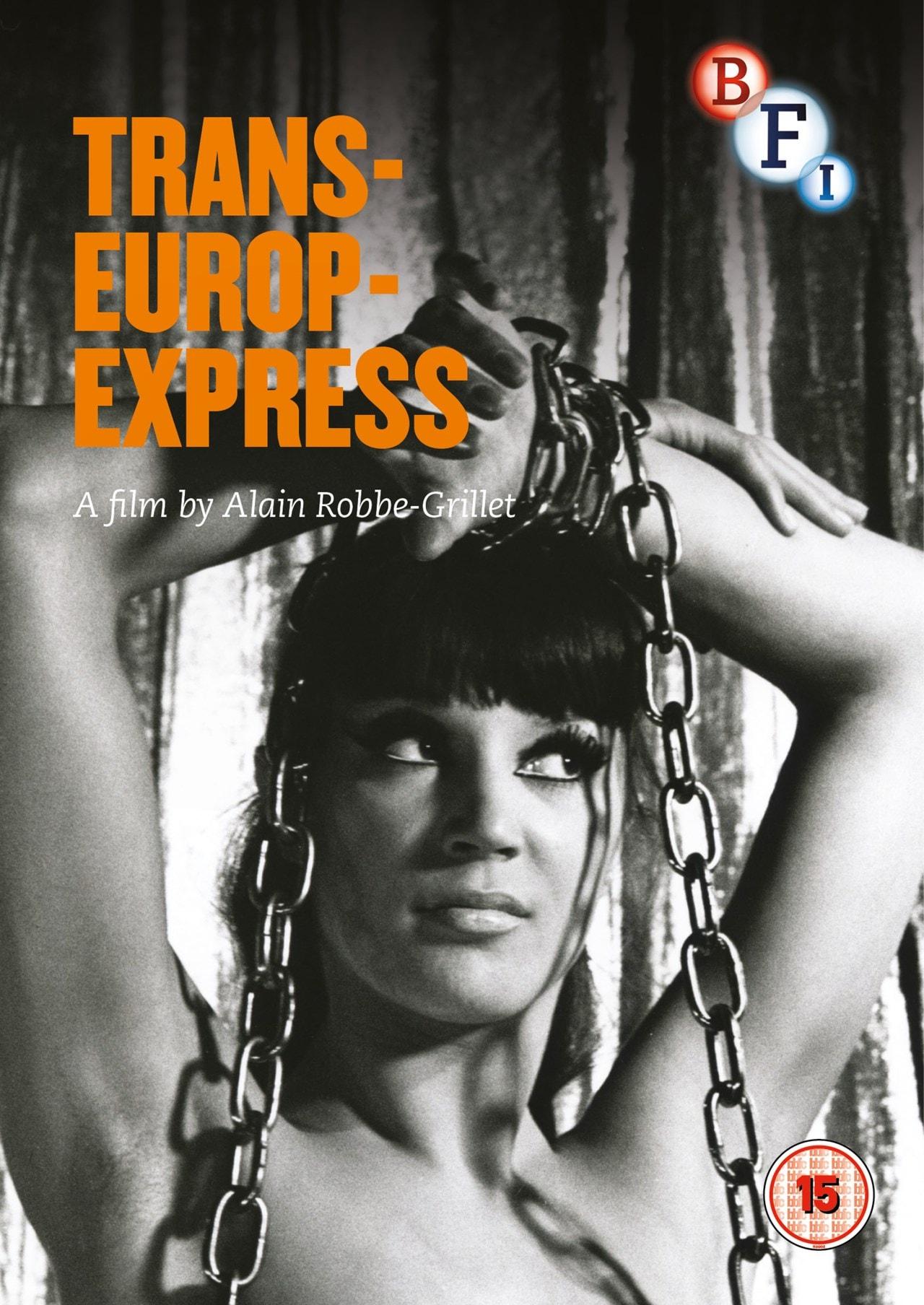Trans-Europ Express - 1
