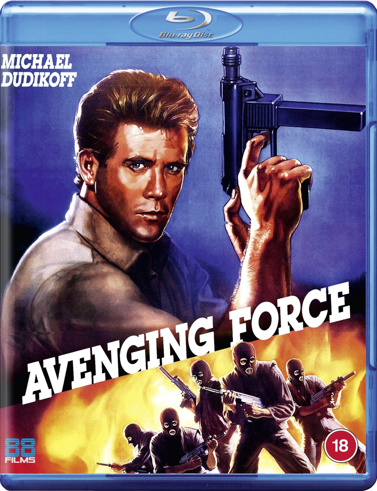 Avenging Force - 3