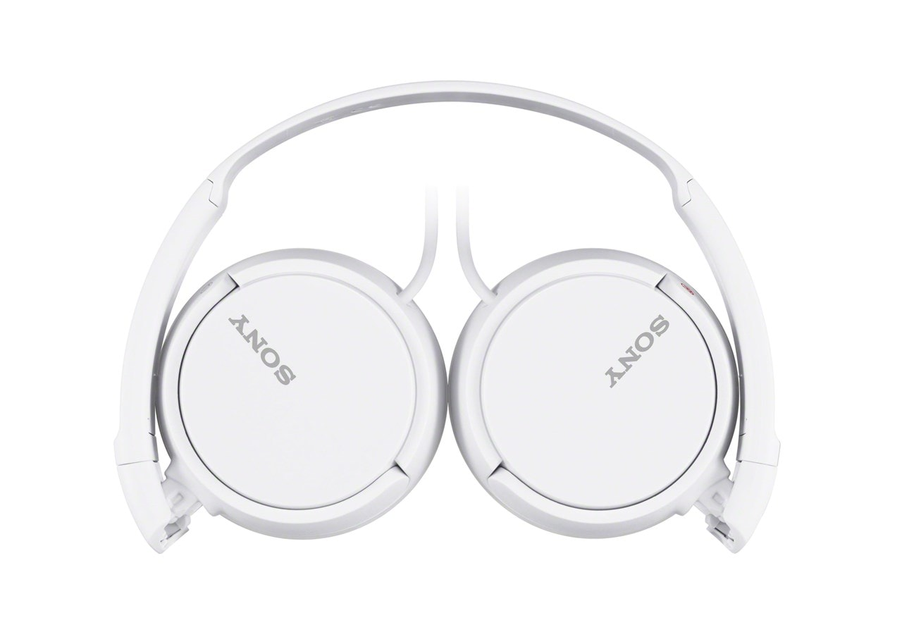 Sony MDRZX110 White Headphones - 2